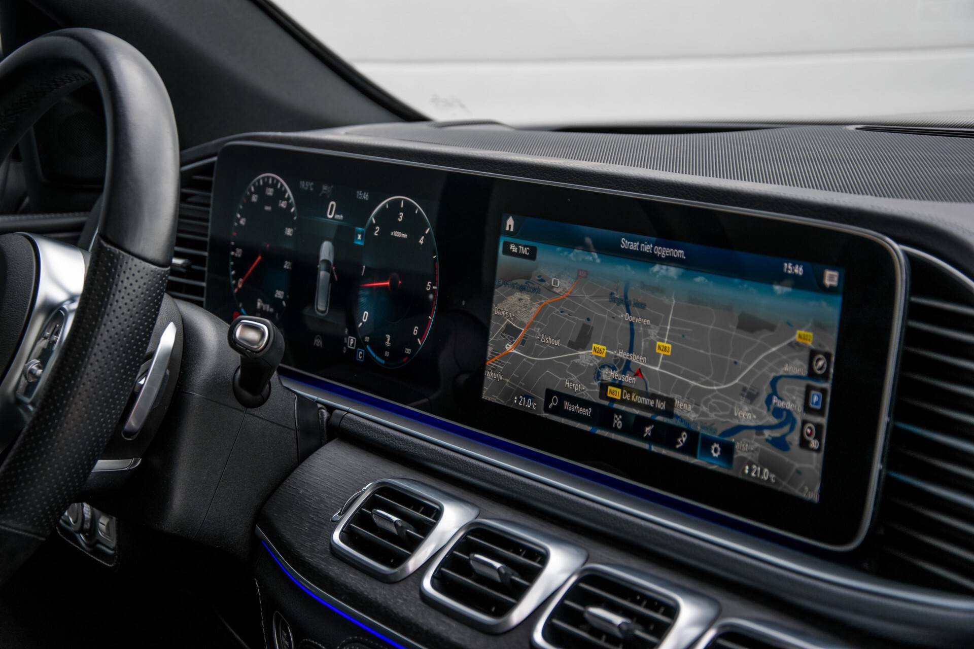 Mercedes-Benz GLE 400 d 4-M Luchtvering/Distronic/Keyless/HUD/Burmester/Nappa/360 camera/Panorama Aut9 Foto 59