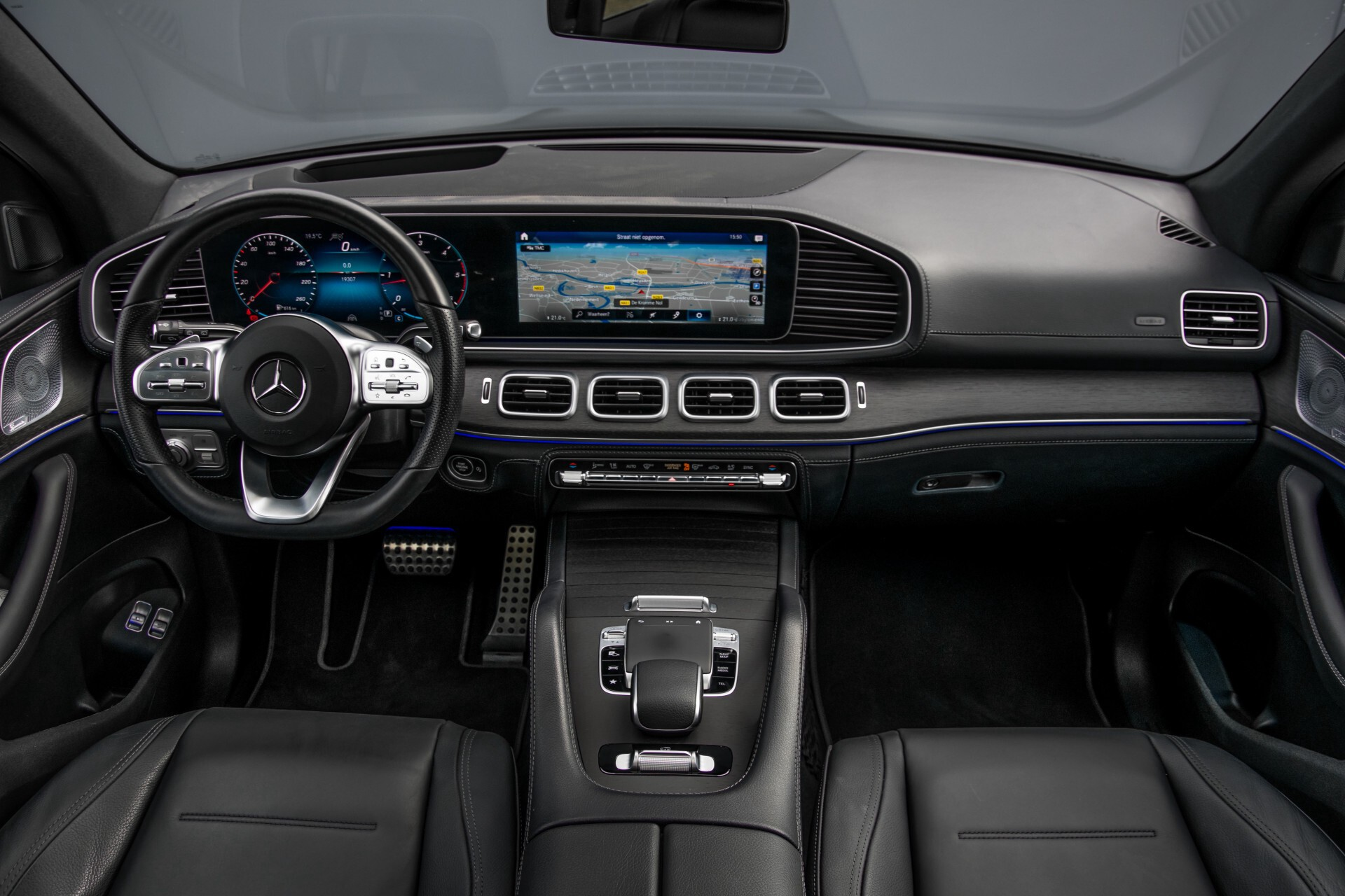 Mercedes-Benz GLE 400 d 4-M Luchtvering/Distronic/Keyless/HUD/Burmester/Nappa/360 camera/Panorama Aut9 Foto 8
