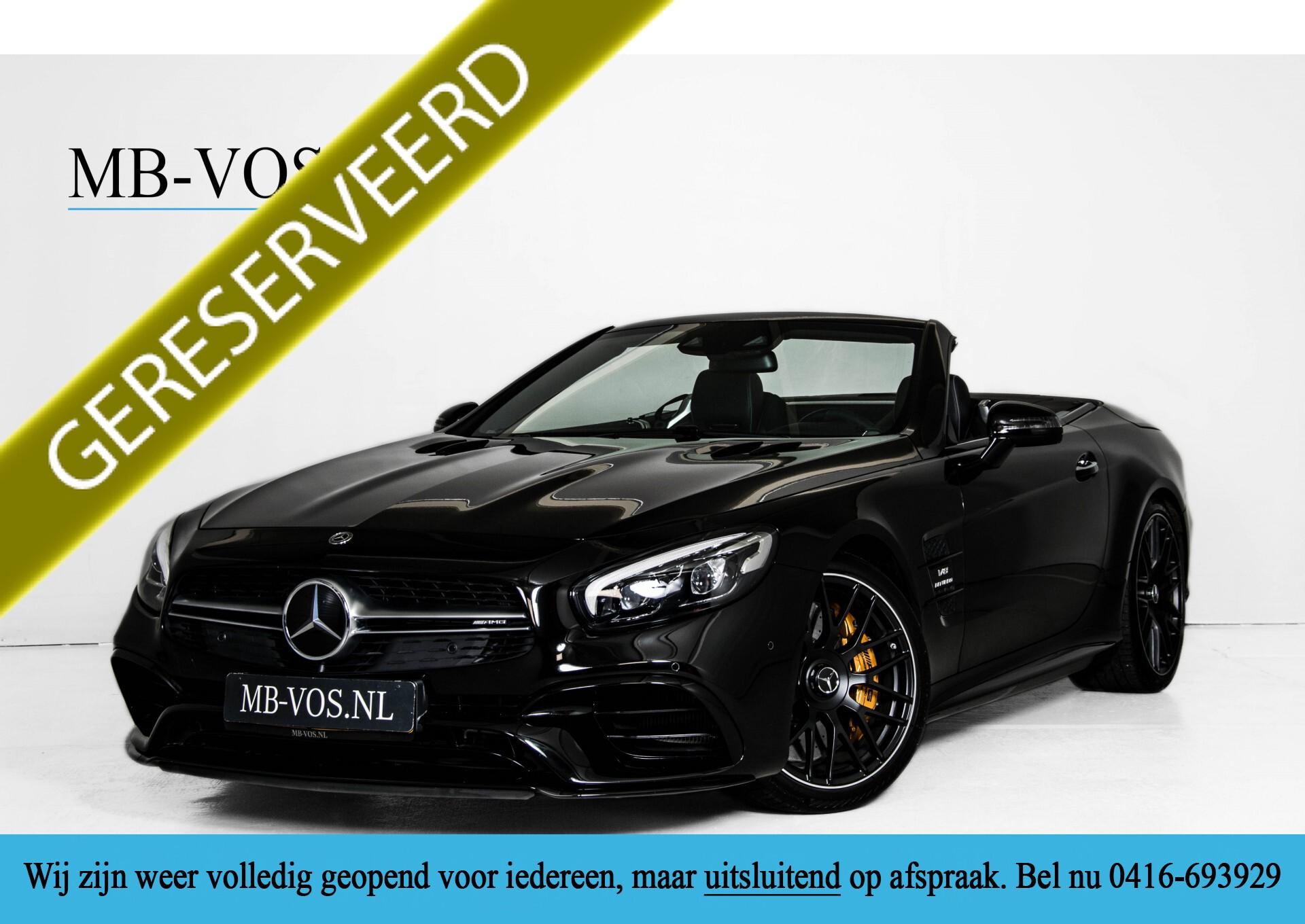 Mercedes-Benz SL-Klasse 63 AMG Keramisch/Bang & Olufsen/Designo/Carbon/Drivers Package Aut7 Foto 1