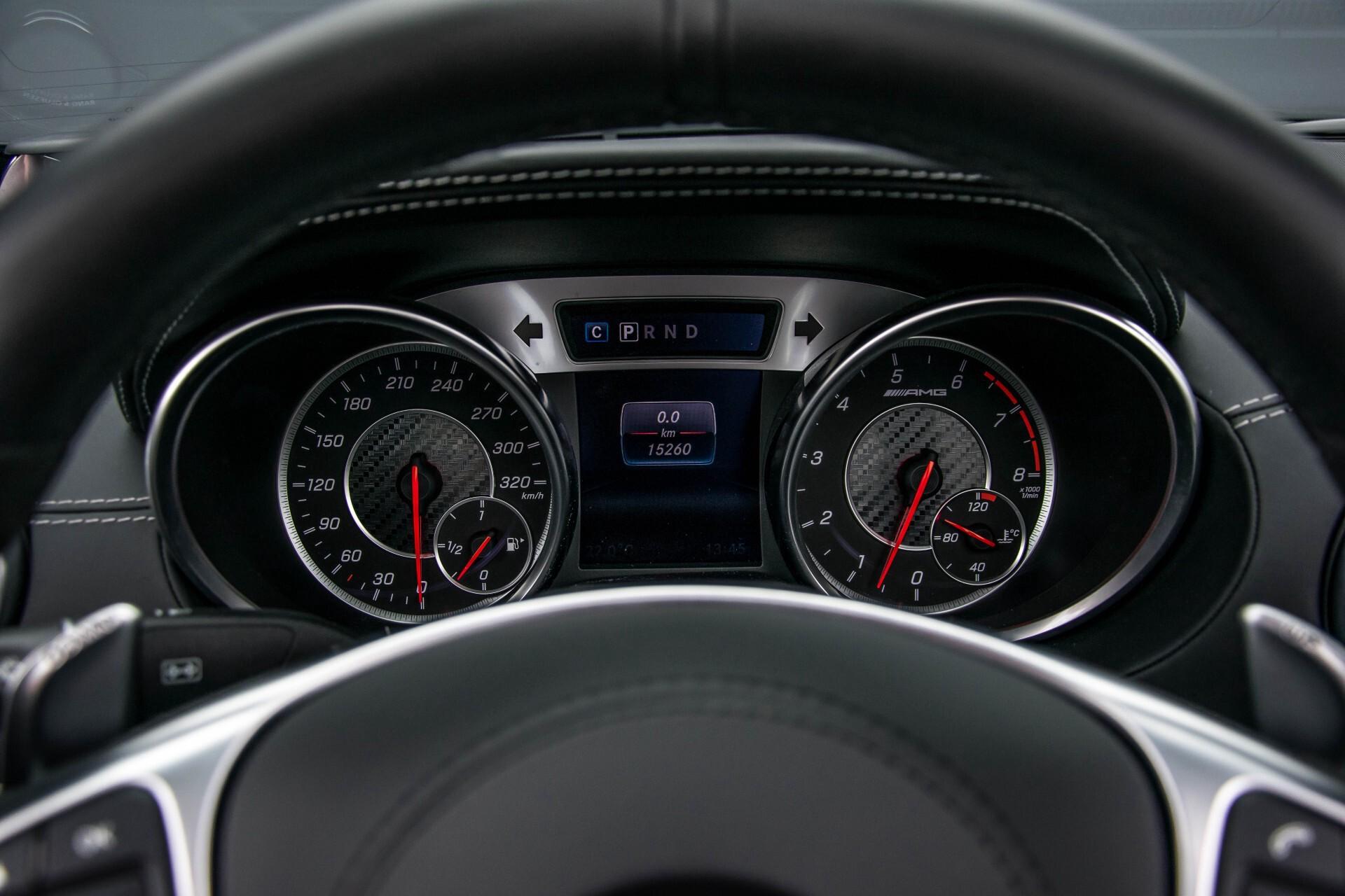 Mercedes-Benz SL-Klasse 63 AMG Keramisch/Bang & Olufsen/Designo/Carbon/Drivers Package Aut7 Foto 13