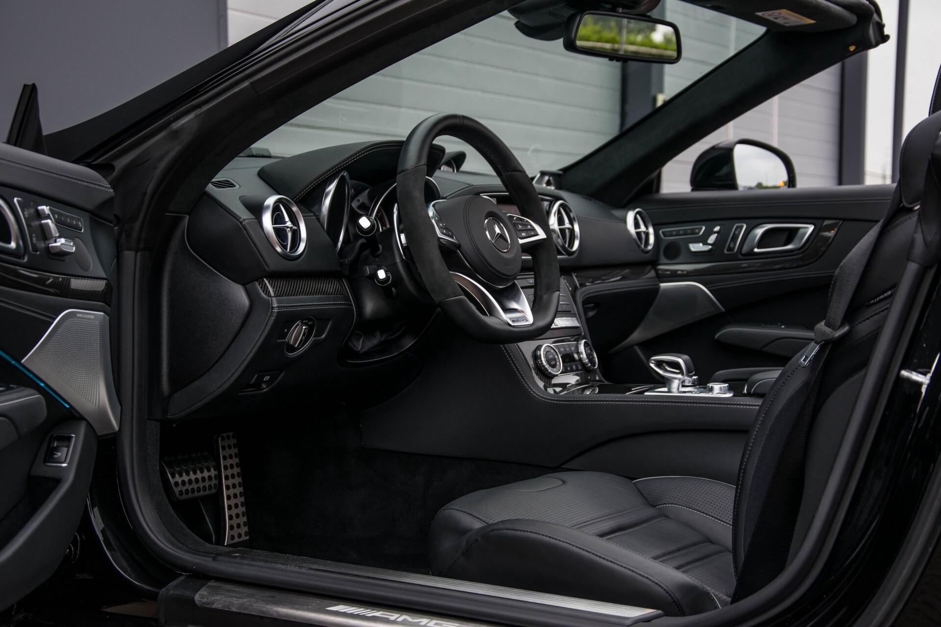 Mercedes-Benz SL-Klasse 63 AMG Keramisch/Bang & Olufsen/Designo/Carbon/Drivers Package Aut7 Foto 17