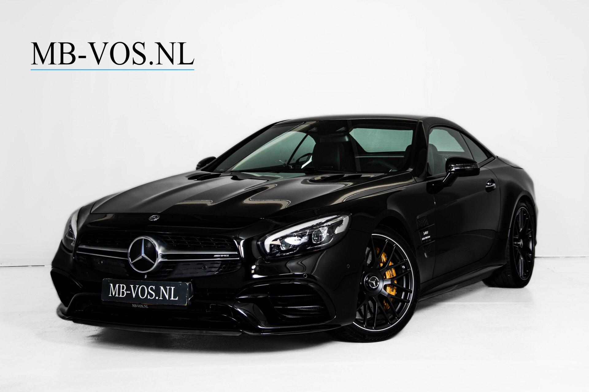 Mercedes-Benz SL-Klasse 63 AMG Keramisch/Bang & Olufsen/Designo/Carbon/Drivers Package Aut7 Foto 2