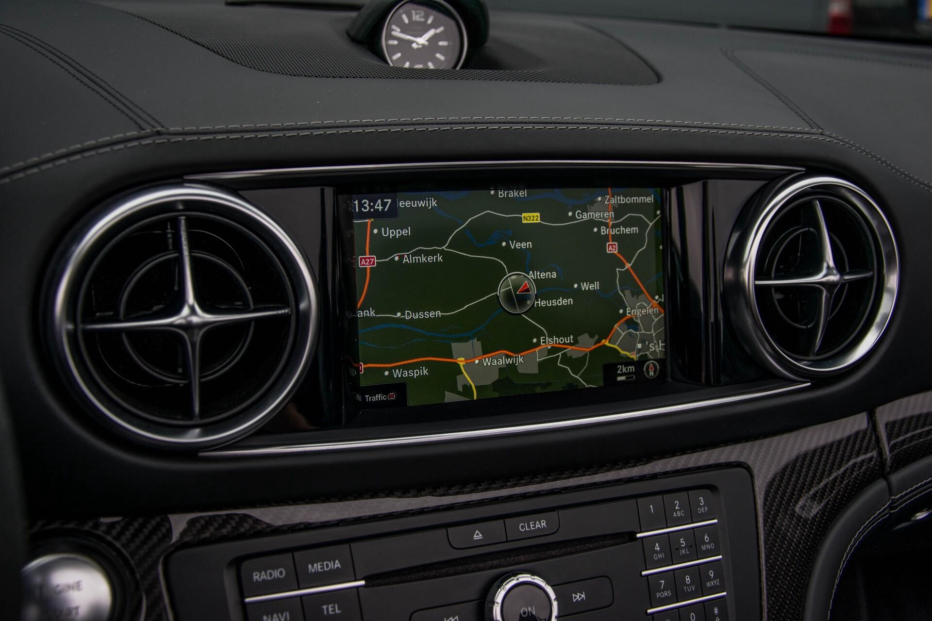 Mercedes-Benz SL-Klasse 63 AMG Keramisch/Bang & Olufsen/Designo/Carbon/Drivers Package Aut7 Foto 25