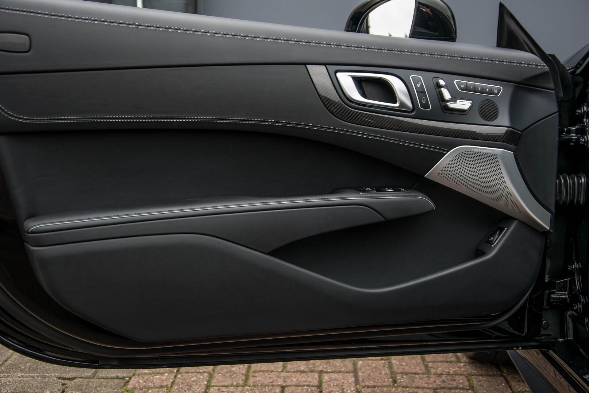 Mercedes-Benz SL-Klasse 63 AMG Keramisch/Bang & Olufsen/Designo/Carbon/Drivers Package Aut7 Foto 28
