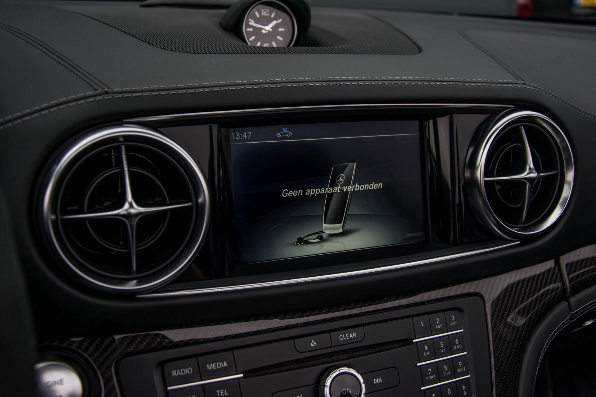 Mercedes-Benz SL-Klasse 63 AMG Keramisch/Bang & Olufsen/Designo/Carbon/Drivers Package Aut7 Foto 29