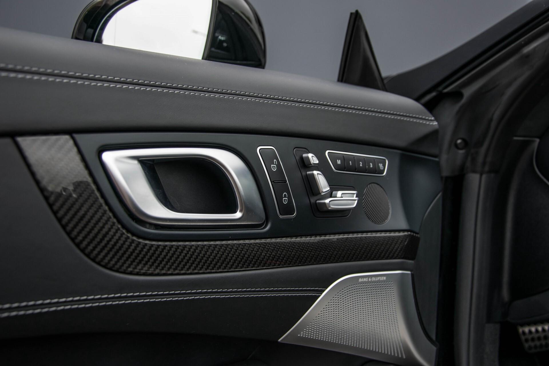 Mercedes-Benz SL-Klasse 63 AMG Keramisch/Bang & Olufsen/Designo/Carbon/Drivers Package Aut7 Foto 30