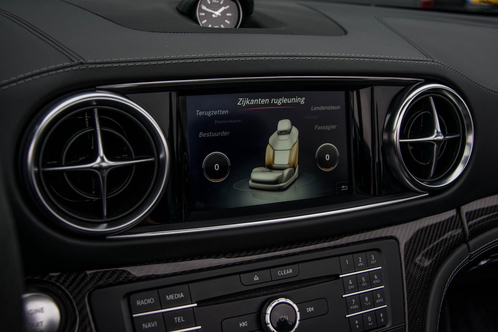 Mercedes-Benz SL-Klasse 63 AMG Keramisch/Bang & Olufsen/Designo/Carbon/Drivers Package Aut7 Foto 33