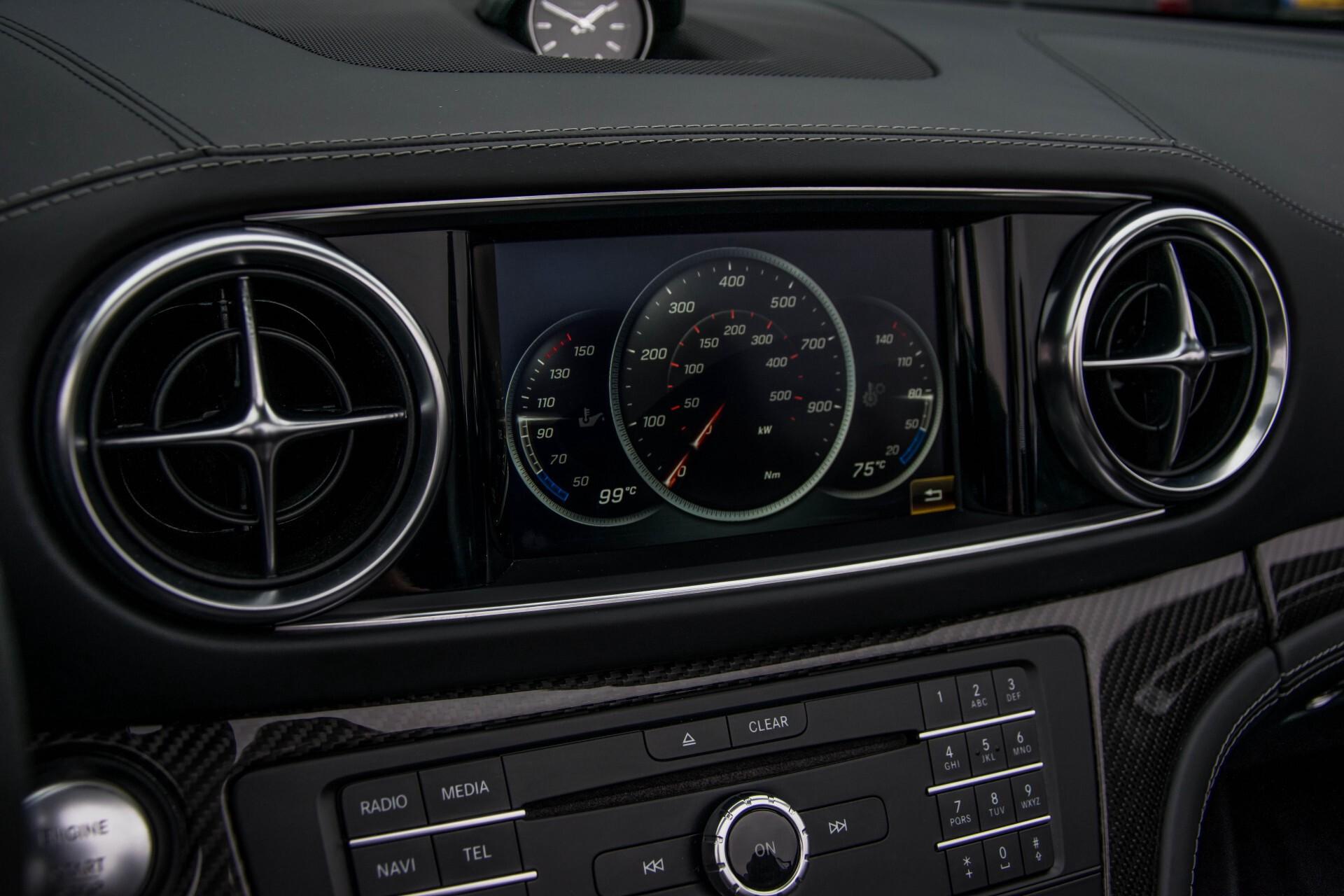 Mercedes-Benz SL-Klasse 63 AMG Keramisch/Bang & Olufsen/Designo/Carbon/Drivers Package Aut7 Foto 35