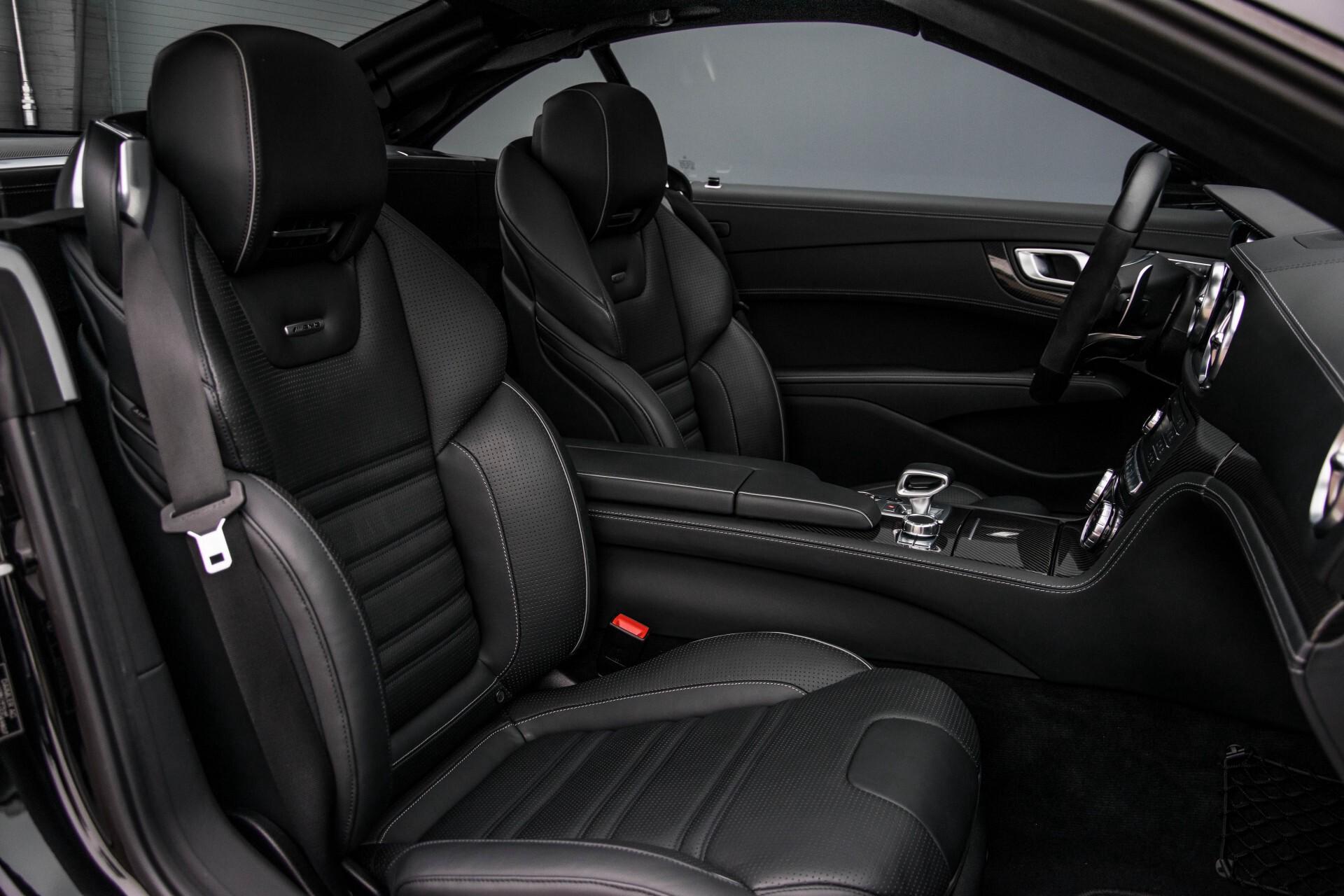 Mercedes-Benz SL-Klasse 63 AMG Keramisch/Bang & Olufsen/Designo/Carbon/Drivers Package Aut7 Foto 5