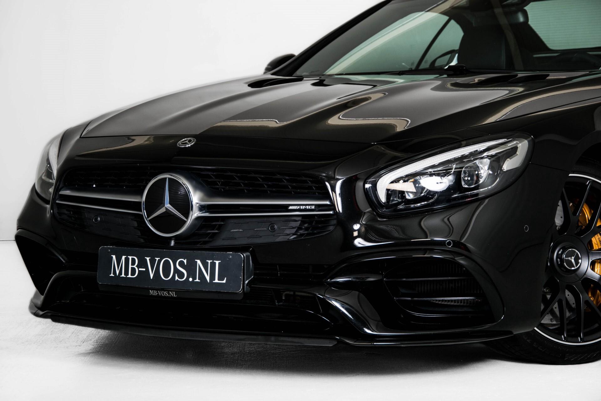 Mercedes-Benz SL-Klasse 63 AMG Keramisch/Bang & Olufsen/Designo/Carbon/Drivers Package Aut7 Foto 58