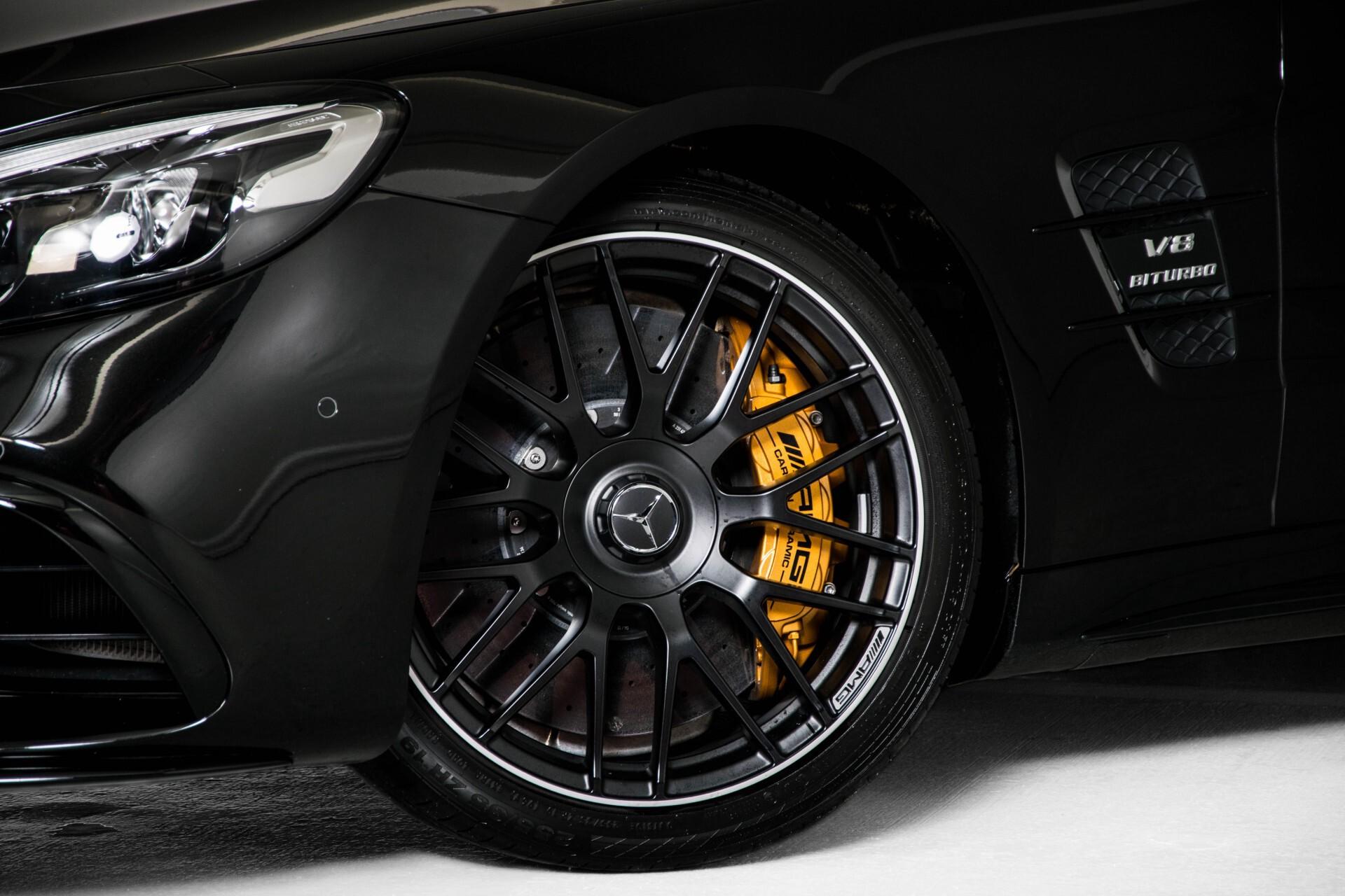 Mercedes-Benz SL-Klasse 63 AMG Keramisch/Bang & Olufsen/Designo/Carbon/Drivers Package Aut7 Foto 60