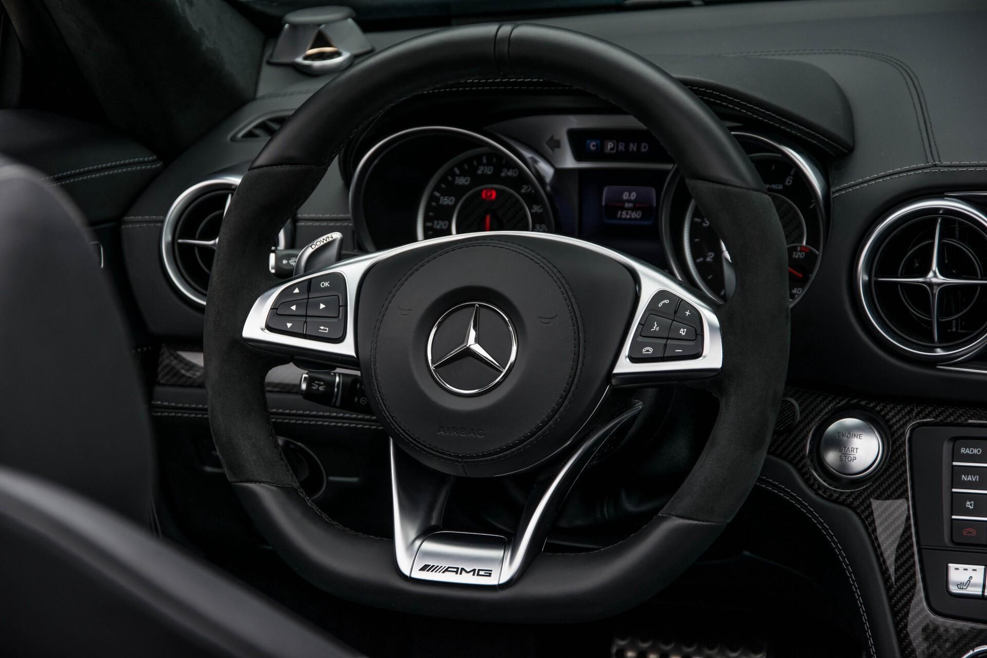 Mercedes-Benz SL-Klasse 63 AMG Keramisch/Bang & Olufsen/Designo/Carbon/Drivers Package Aut7 Foto 9