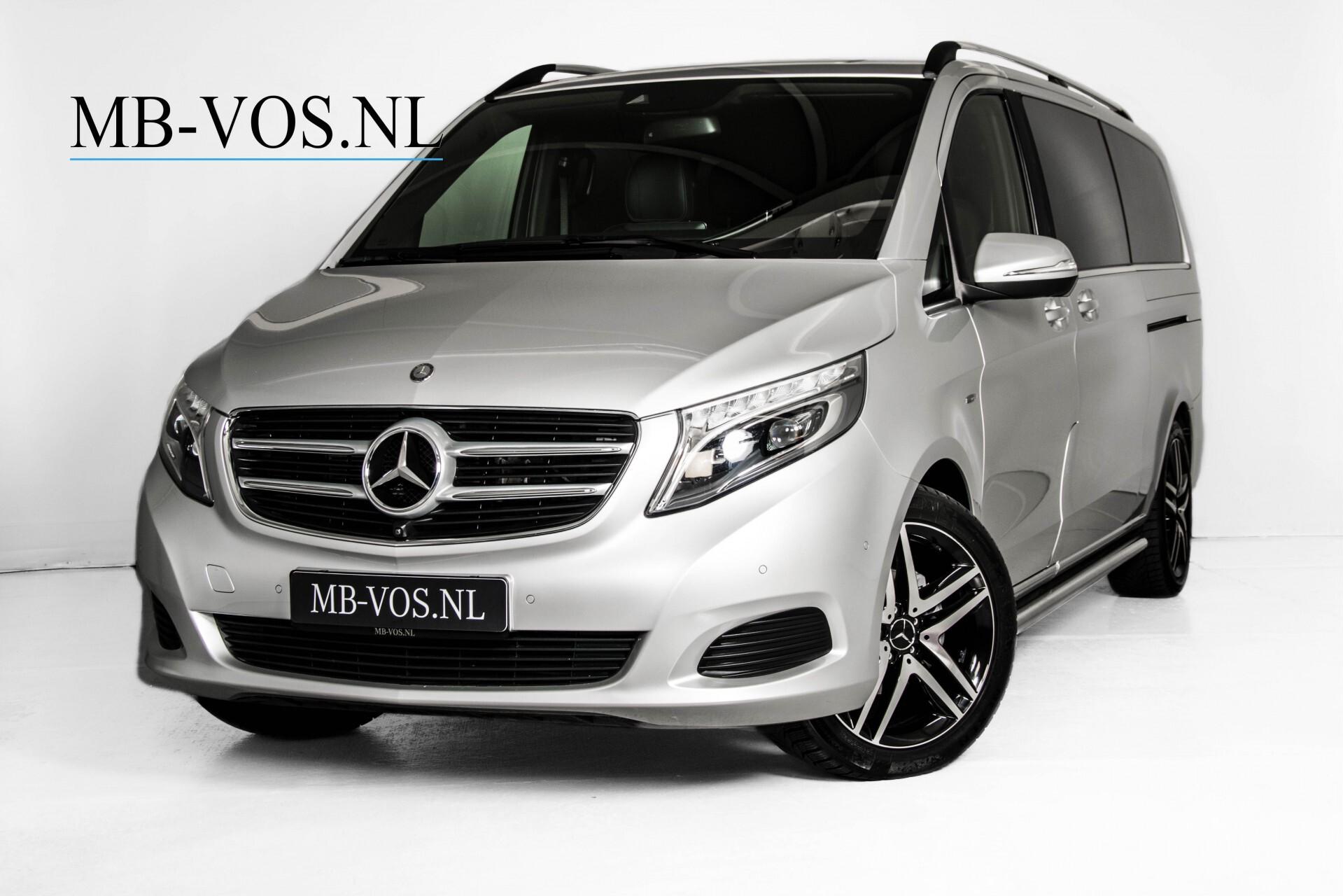 Mercedes-Benz V-Klasse 220d Extra Lang 8-Persoons Avantgarde Edition Burmester/360camera/spoorpakket/ILS Aut7 Foto 1