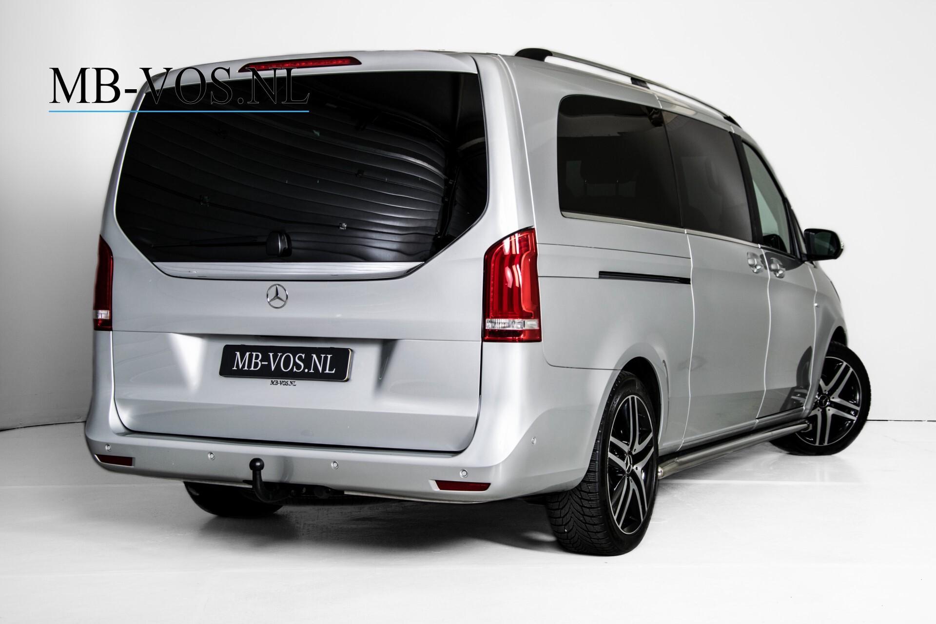 Mercedes-Benz V-Klasse 220d Extra Lang 8-Persoons Avantgarde Edition Burmester/360camera/spoorpakket/ILS Aut7 Foto 2