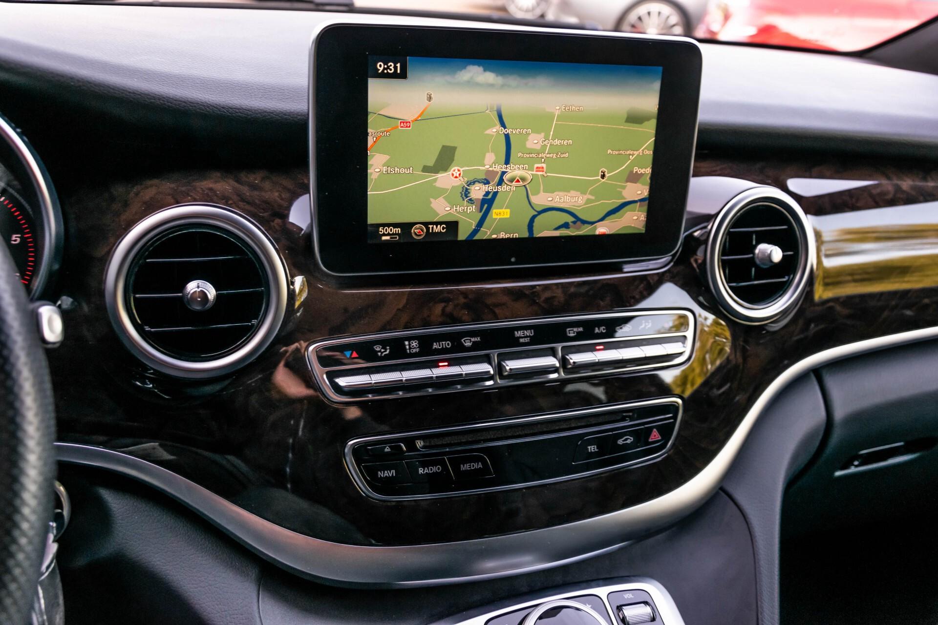 Mercedes-Benz V-Klasse 220d Extra Lang 8-Persoons Avantgarde Edition Burmester/360camera/spoorpakket/ILS Aut7 Foto 25