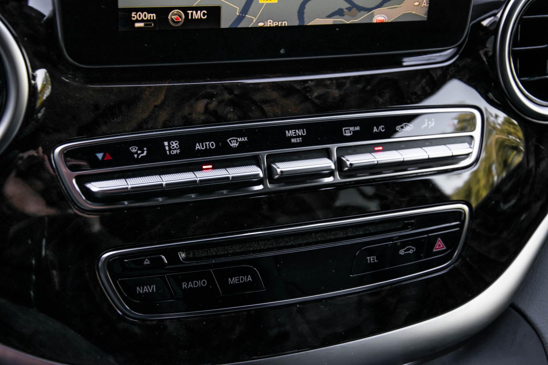 Mercedes-Benz V-Klasse 220d Extra Lang 8-Persoons Avantgarde Edition Burmester/360camera/spoorpakket/ILS Aut7 Foto 27