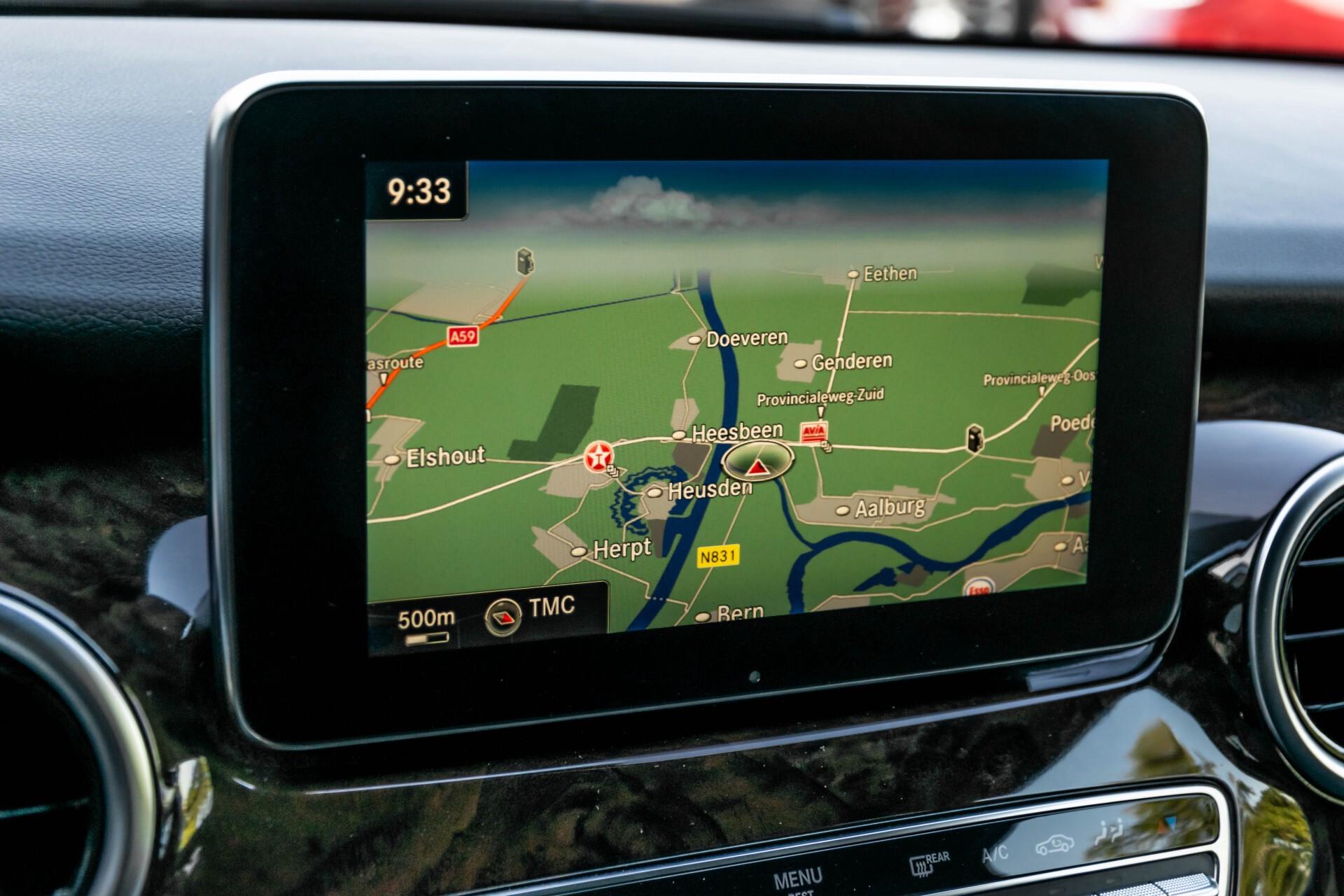 Mercedes-Benz V-Klasse 220d Extra Lang 8-Persoons Avantgarde Edition Burmester/360camera/spoorpakket/ILS Aut7 Foto 28