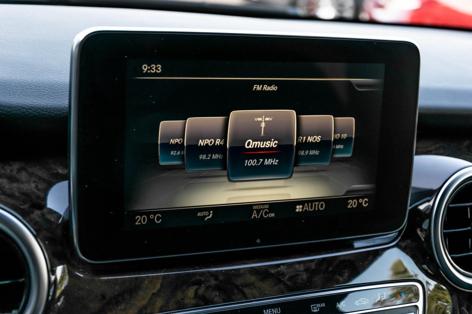 Mercedes-Benz V-Klasse 220d Extra Lang 8-Persoons Avantgarde Edition Burmester/360camera/spoorpakket/ILS Aut7 Foto 30
