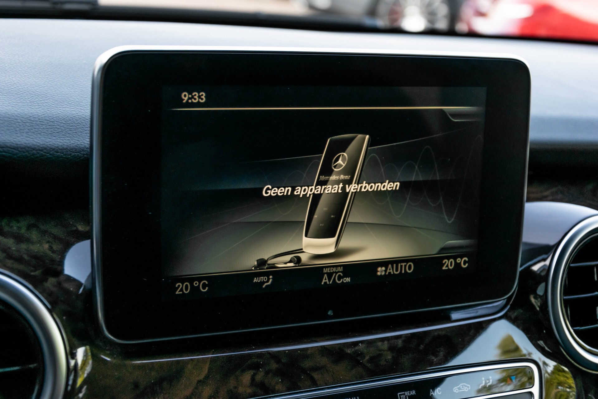 Mercedes-Benz V-Klasse 220d Extra Lang 8-Persoons Avantgarde Edition Burmester/360camera/spoorpakket/ILS Aut7 Foto 32