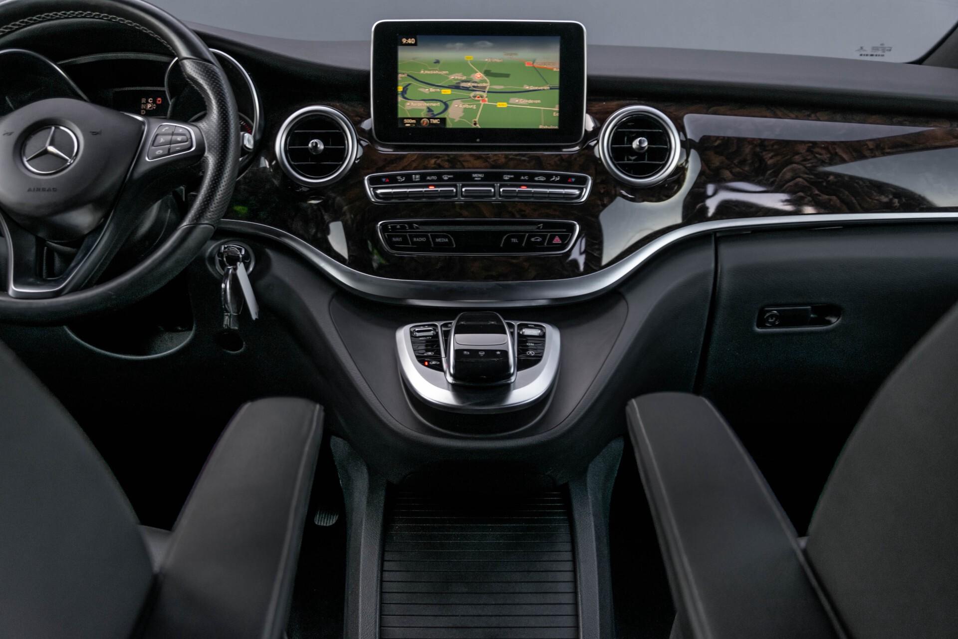 Mercedes-Benz V-Klasse 220d Extra Lang 8-Persoons Avantgarde Edition Burmester/360camera/spoorpakket/ILS Aut7 Foto 33