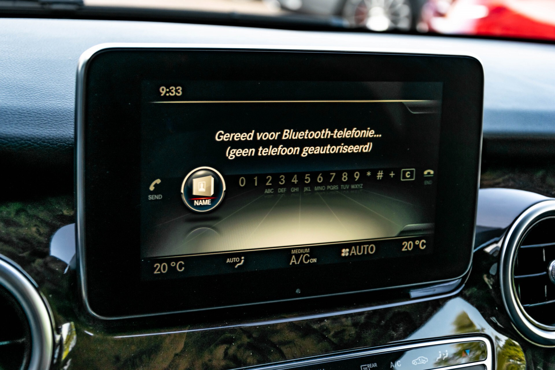 Mercedes-Benz V-Klasse 220d Extra Lang 8-Persoons Avantgarde Edition Burmester/360camera/spoorpakket/ILS Aut7 Foto 34