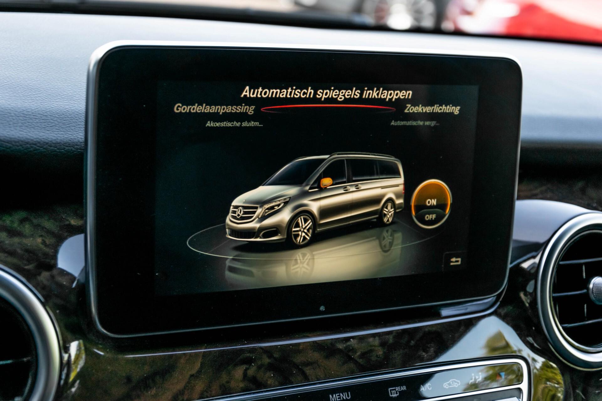 Mercedes-Benz V-Klasse 220d Extra Lang 8-Persoons Avantgarde Edition Burmester/360camera/spoorpakket/ILS Aut7 Foto 36