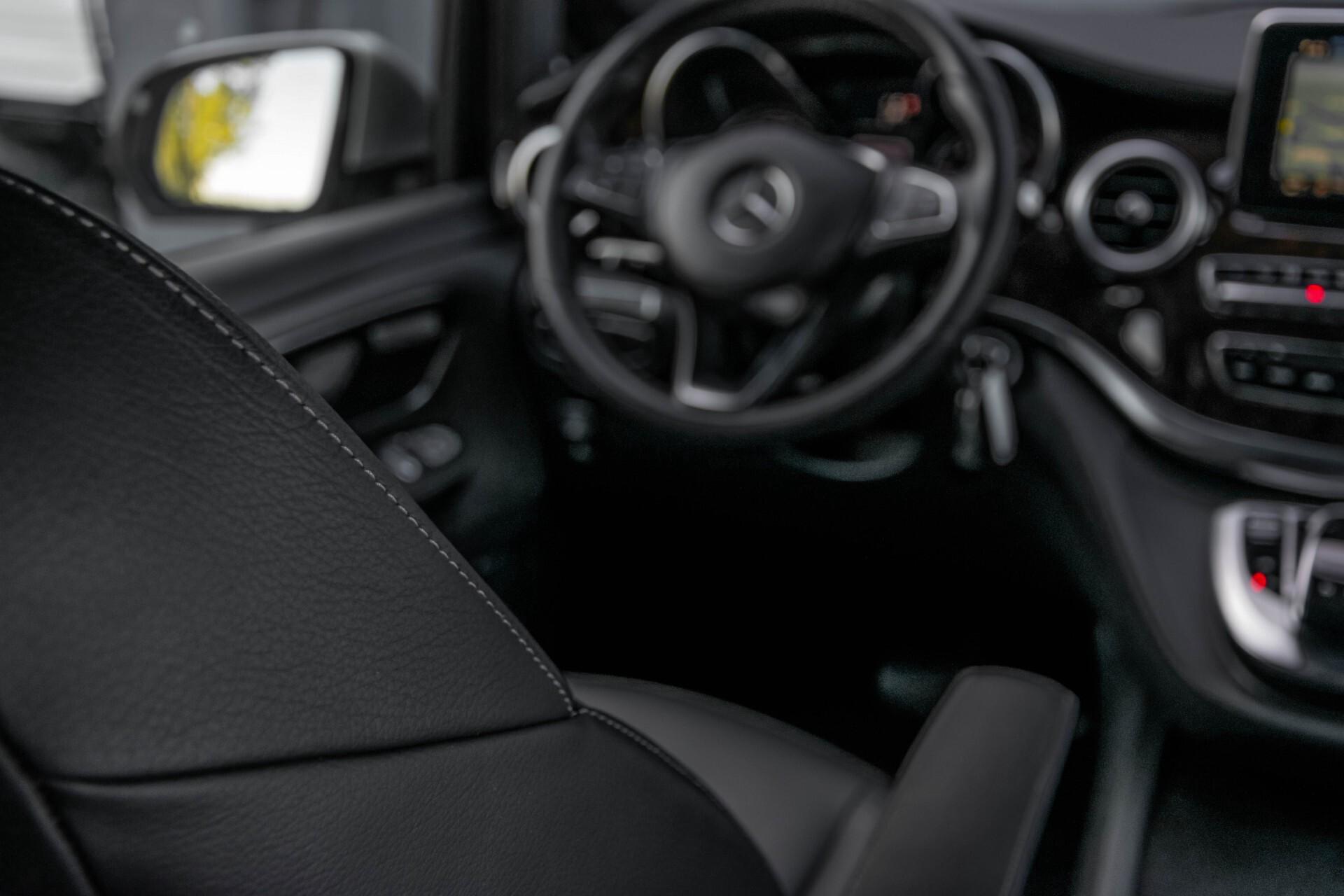 Mercedes-Benz V-Klasse 220d Extra Lang 8-Persoons Avantgarde Edition Burmester/360camera/spoorpakket/ILS Aut7 Foto 37