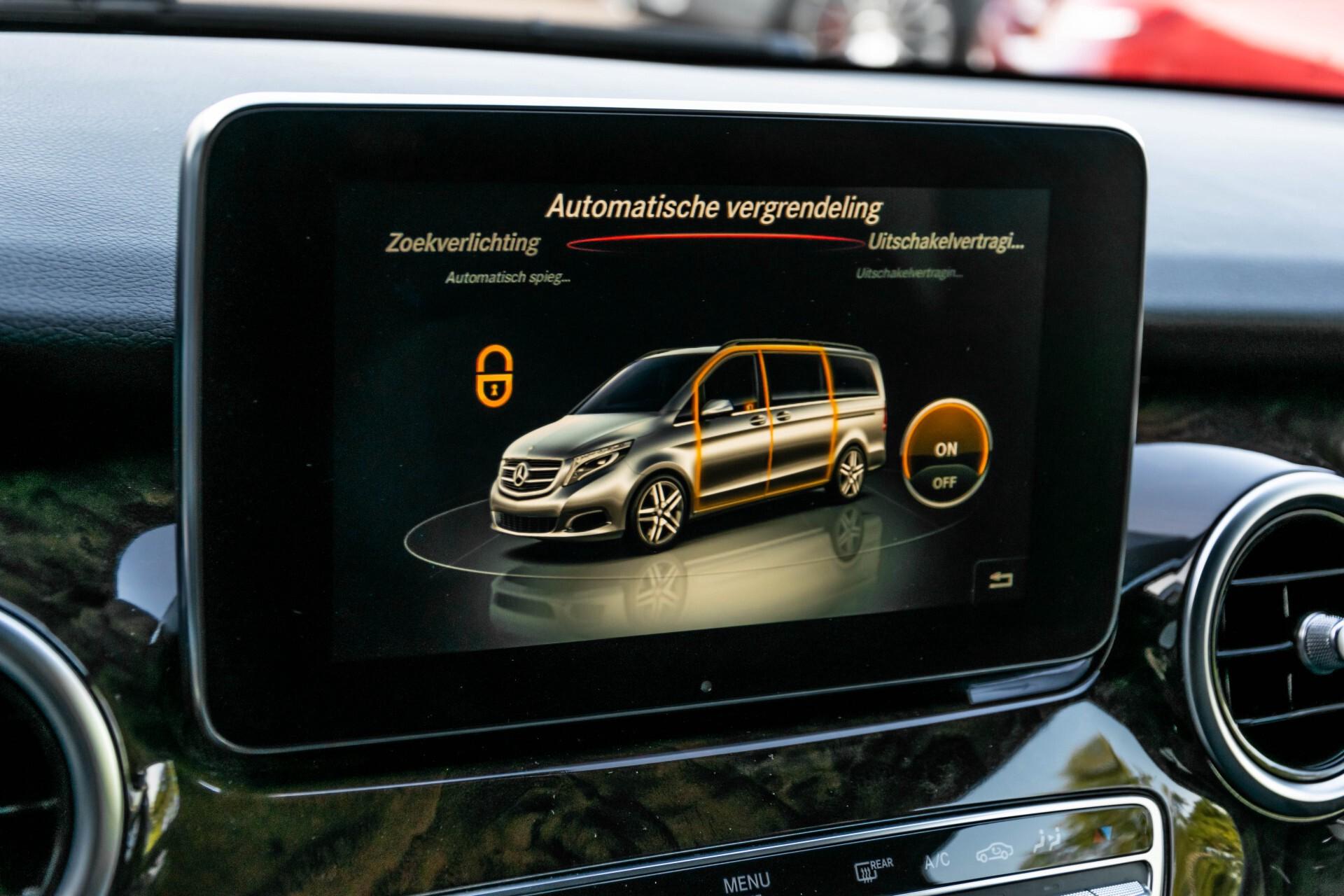 Mercedes-Benz V-Klasse 220d Extra Lang 8-Persoons Avantgarde Edition Burmester/360camera/spoorpakket/ILS Aut7 Foto 38