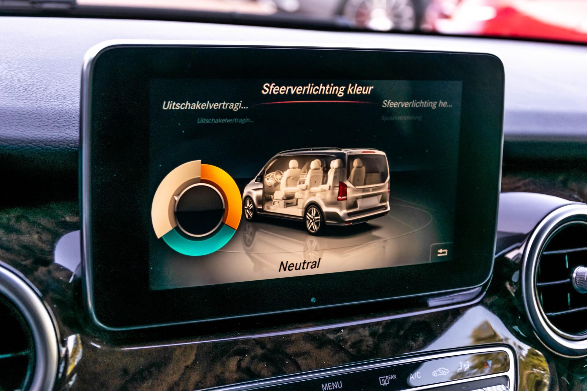 Mercedes-Benz V-Klasse 220d Extra Lang 8-Persoons Avantgarde Edition Burmester/360camera/spoorpakket/ILS Aut7 Foto 40