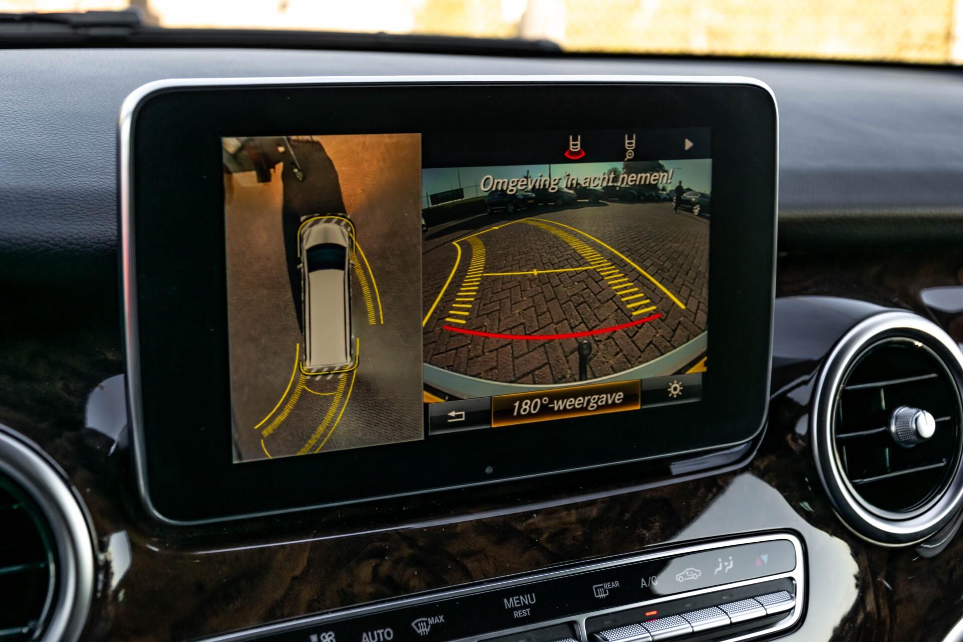 Mercedes-Benz V-Klasse 220d Extra Lang 8-Persoons Avantgarde Edition Burmester/360camera/spoorpakket/ILS Aut7 Foto 44