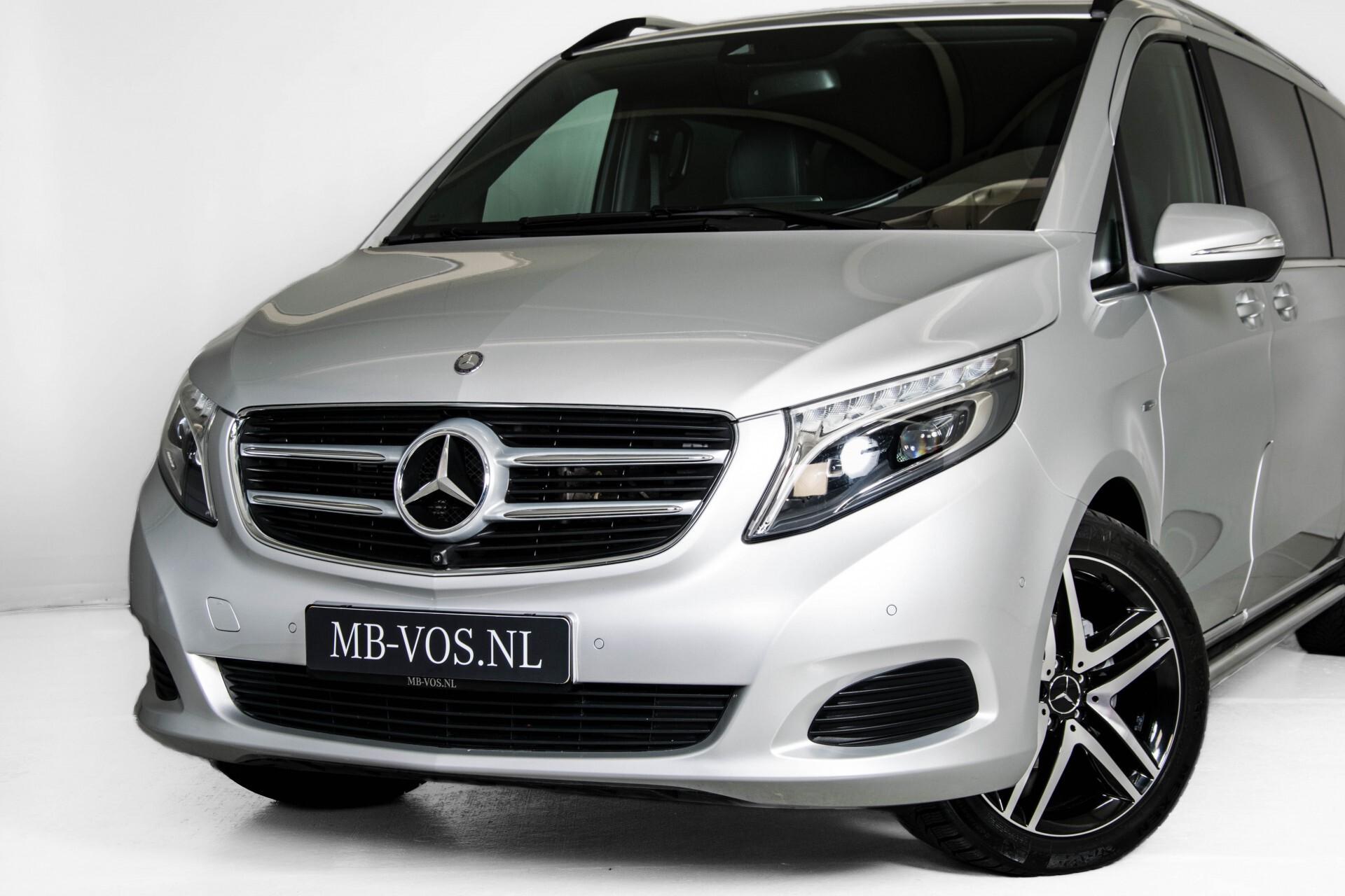 Mercedes-Benz V-Klasse 220d Extra Lang 8-Persoons Avantgarde Edition Burmester/360camera/spoorpakket/ILS Aut7 Foto 50