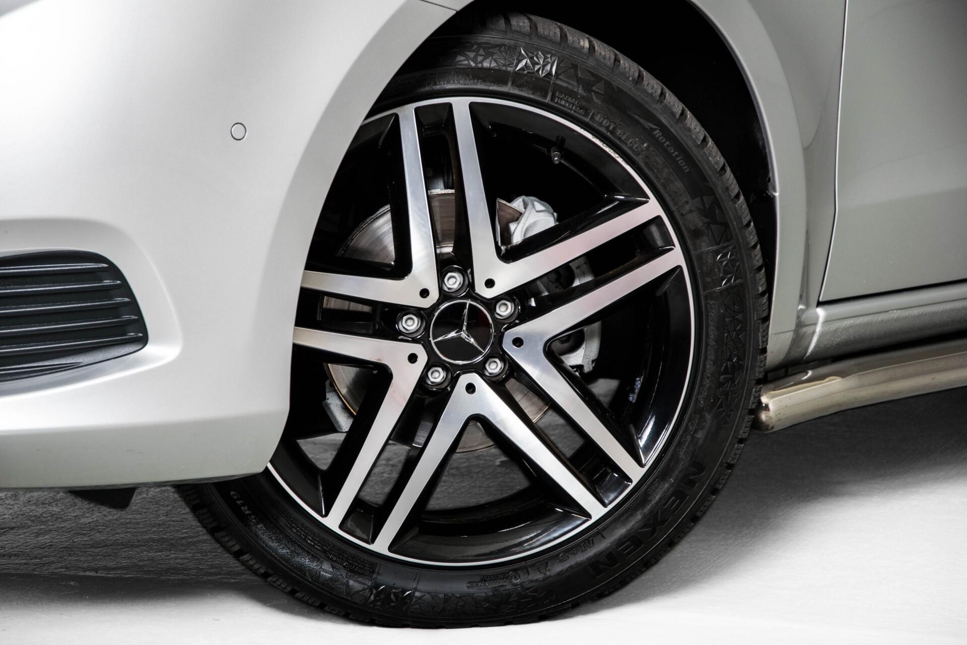 Mercedes-Benz V-Klasse 220d Extra Lang 8-Persoons Avantgarde Edition Burmester/360camera/spoorpakket/ILS Aut7 Foto 52