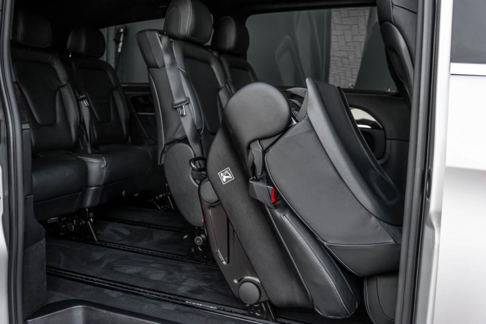 Mercedes-Benz V-Klasse 220d Extra Lang 8-Persoons Avantgarde Edition Burmester/360camera/spoorpakket/ILS Aut7 Foto 6