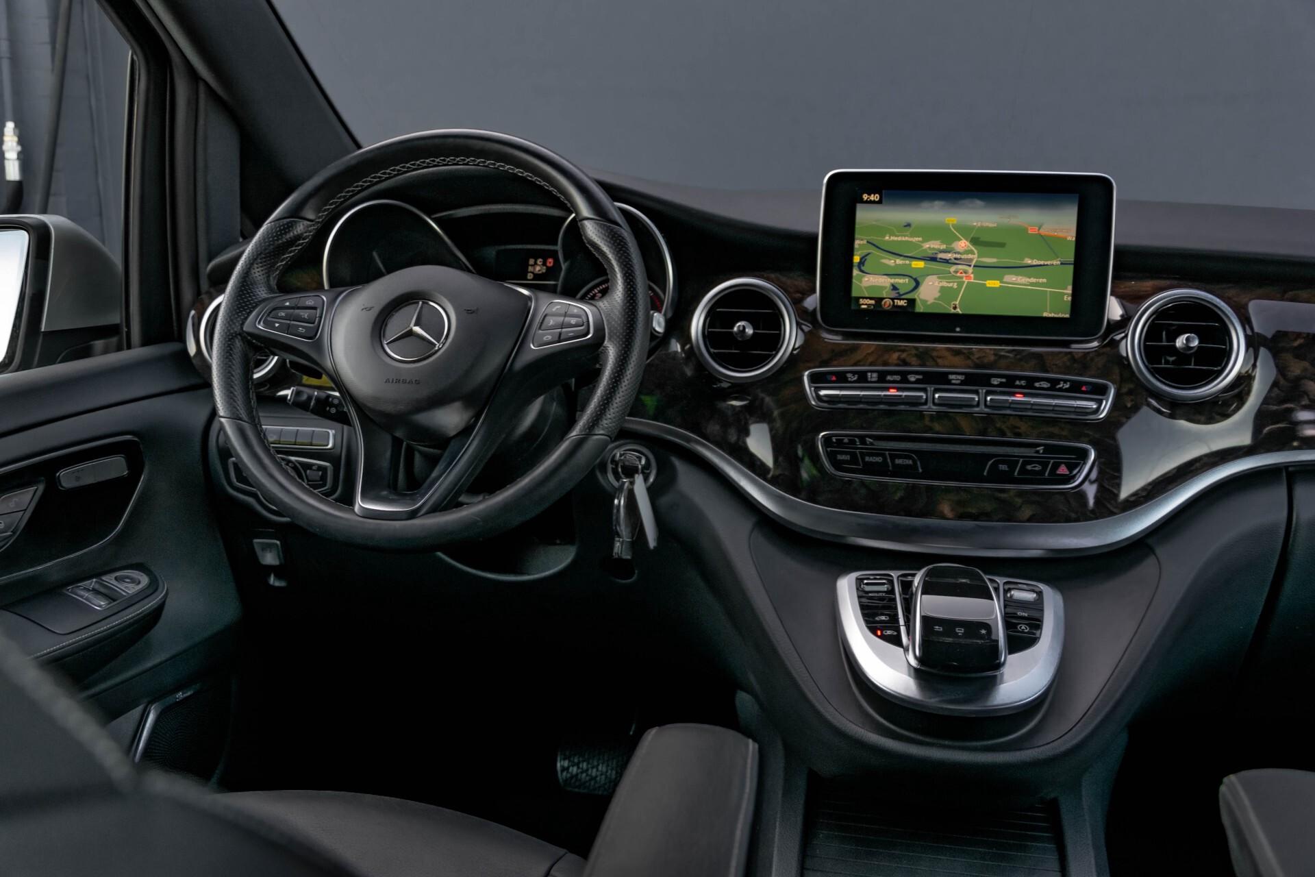 Mercedes-Benz V-Klasse 220d Extra Lang 8-Persoons Avantgarde Edition Burmester/360camera/spoorpakket/ILS Aut7 Foto 7
