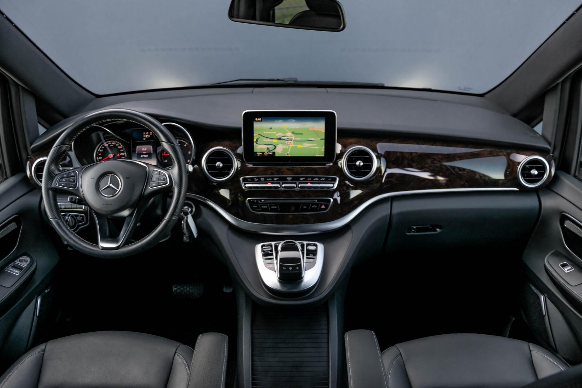 Mercedes-Benz V-Klasse 220d Extra Lang 8-Persoons Avantgarde Edition Burmester/360camera/spoorpakket/ILS Aut7 Foto 8