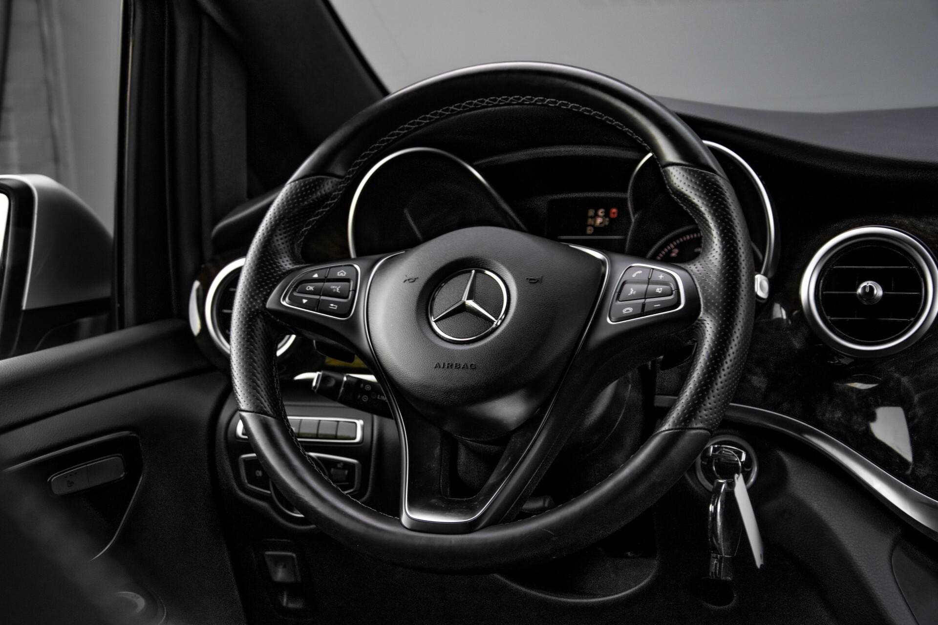 Mercedes-Benz V-Klasse 220d Extra Lang 8-Persoons Avantgarde Edition Burmester/360camera/spoorpakket/ILS Aut7 Foto 9