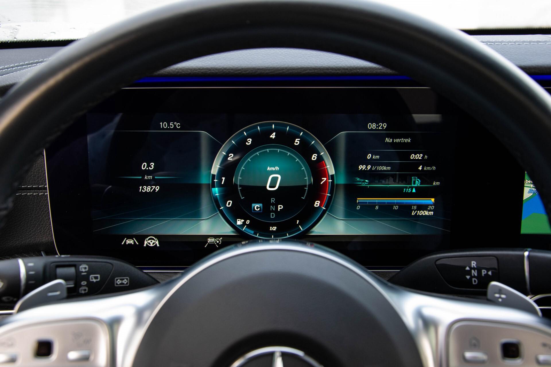 Mercedes-Benz E-Klasse Estate 450 4-M AMG Night Panorama/Rij-assist/Burmester/Mem/360/Widescreen Aut9 Foto 13