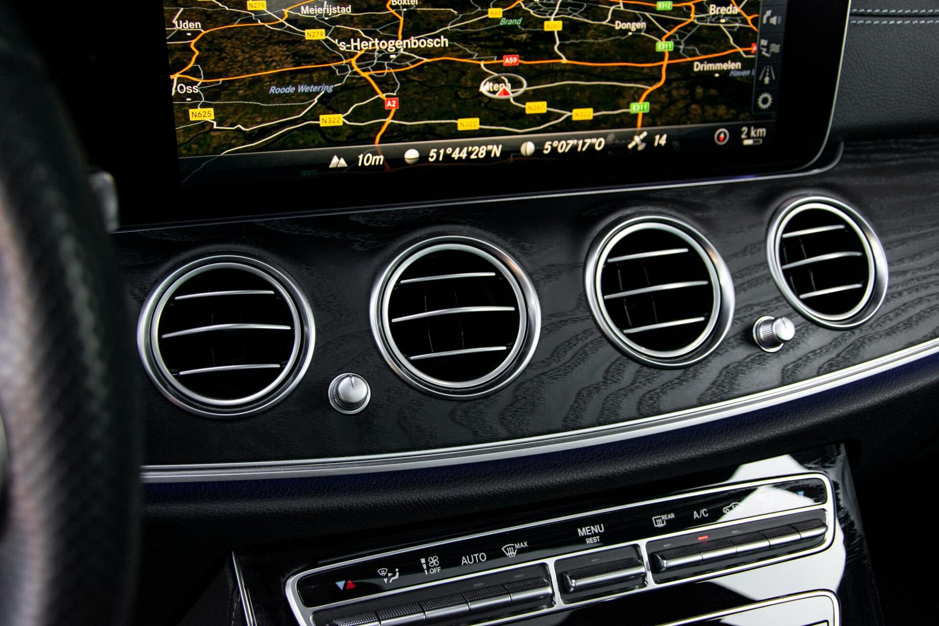 Mercedes-Benz E-Klasse Estate 450 4-M AMG Night Panorama/Rij-assist/Burmester/Mem/360/Widescreen Aut9 Foto 22