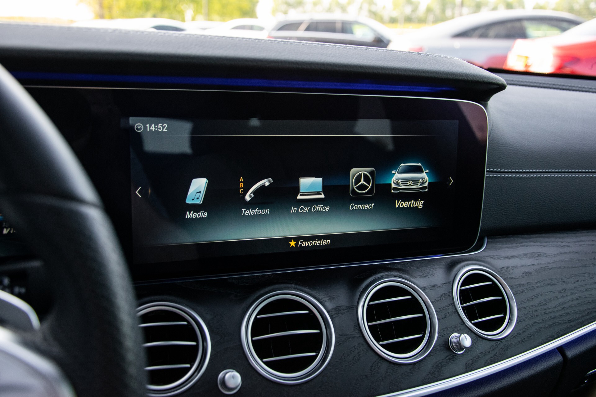 Mercedes-Benz E-Klasse Estate 450 4-M AMG Night Panorama/Rij-assist/Burmester/Mem/360/Widescreen Aut9 Foto 33