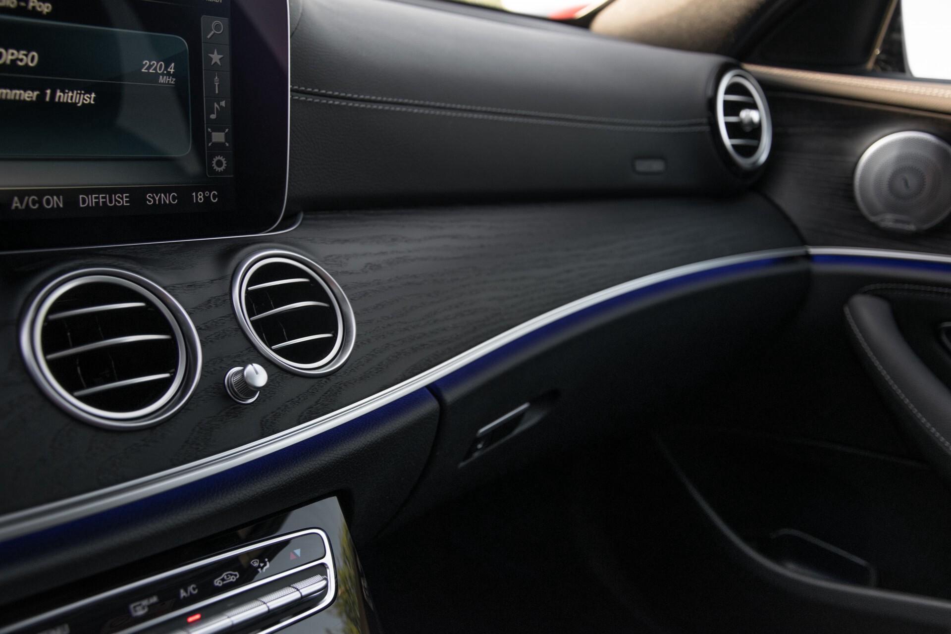 Mercedes-Benz E-Klasse Estate 450 4-M AMG Night Panorama/Rij-assist/Burmester/Mem/360/Widescreen Aut9 Foto 35