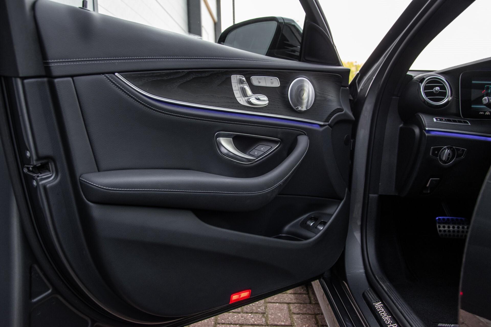 Mercedes-Benz E-Klasse Estate 450 4-M AMG Night Panorama/Rij-assist/Burmester/Mem/360/Widescreen Aut9 Foto 38
