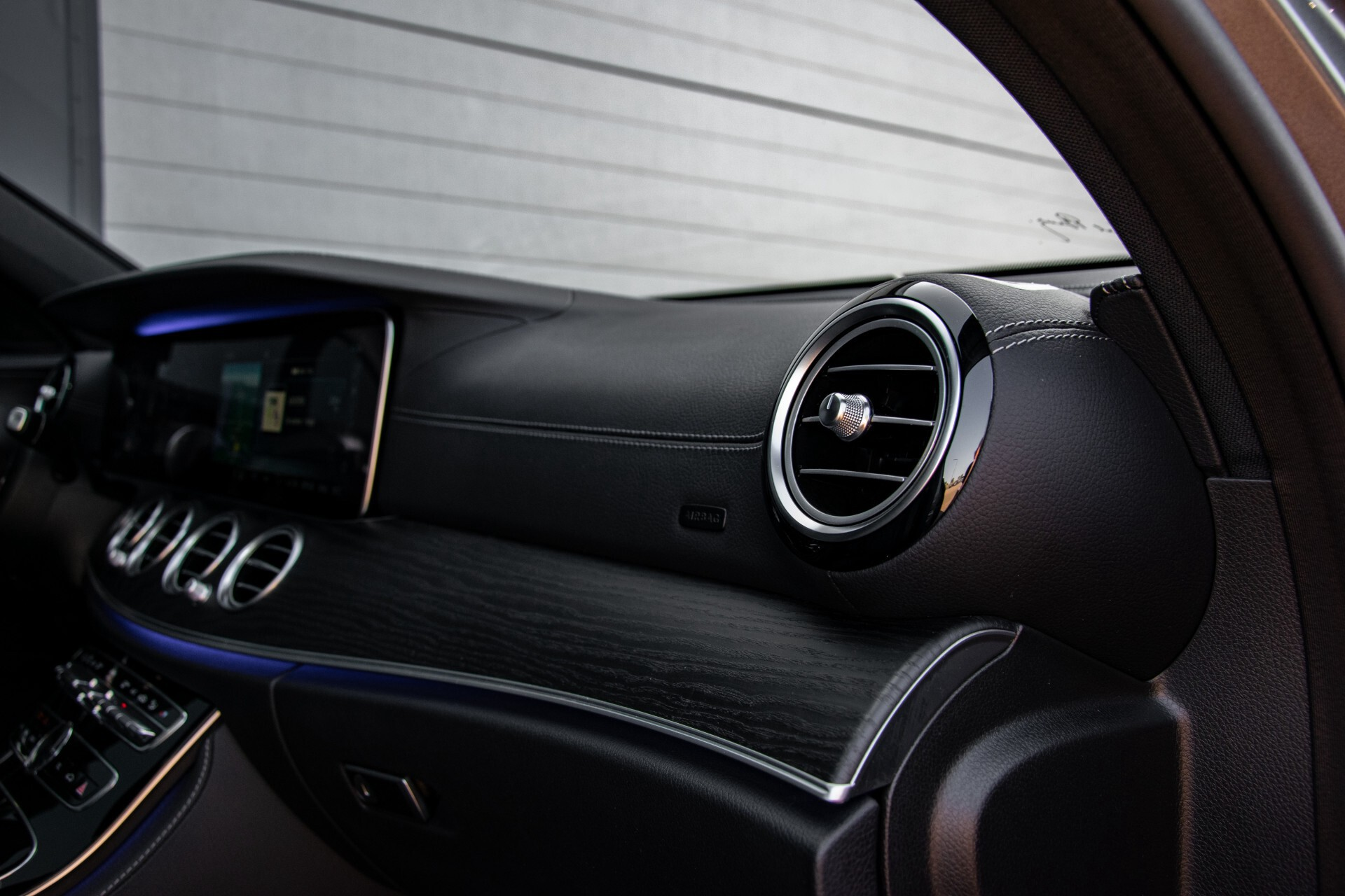 Mercedes-Benz E-Klasse Estate 450 4-M AMG Night Panorama/Rij-assist/Burmester/Mem/360/Widescreen Aut9 Foto 43