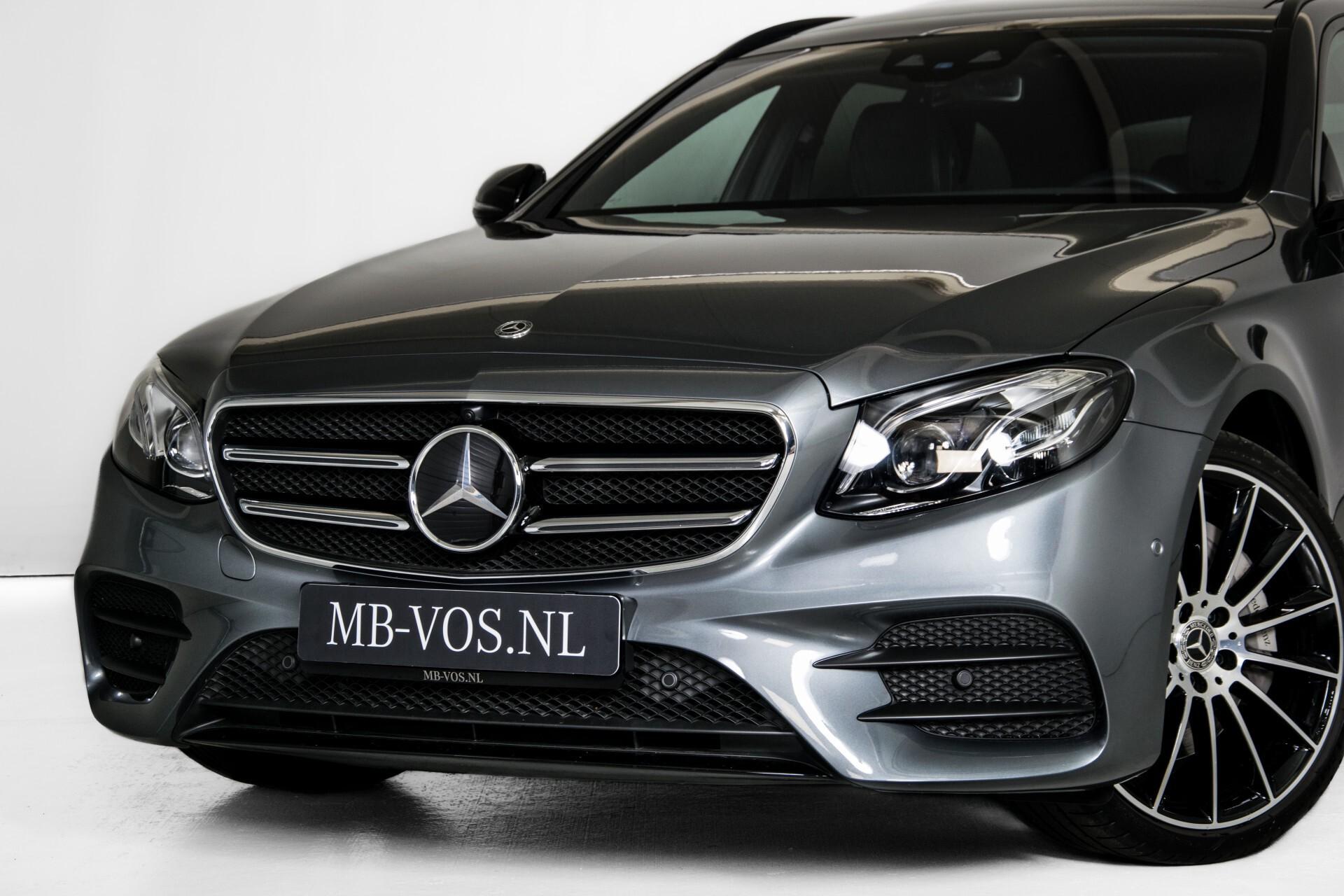 Mercedes-Benz E-Klasse Estate 450 4-M AMG Night Panorama/Rij-assist/Burmester/Mem/360/Widescreen Aut9 Foto 50