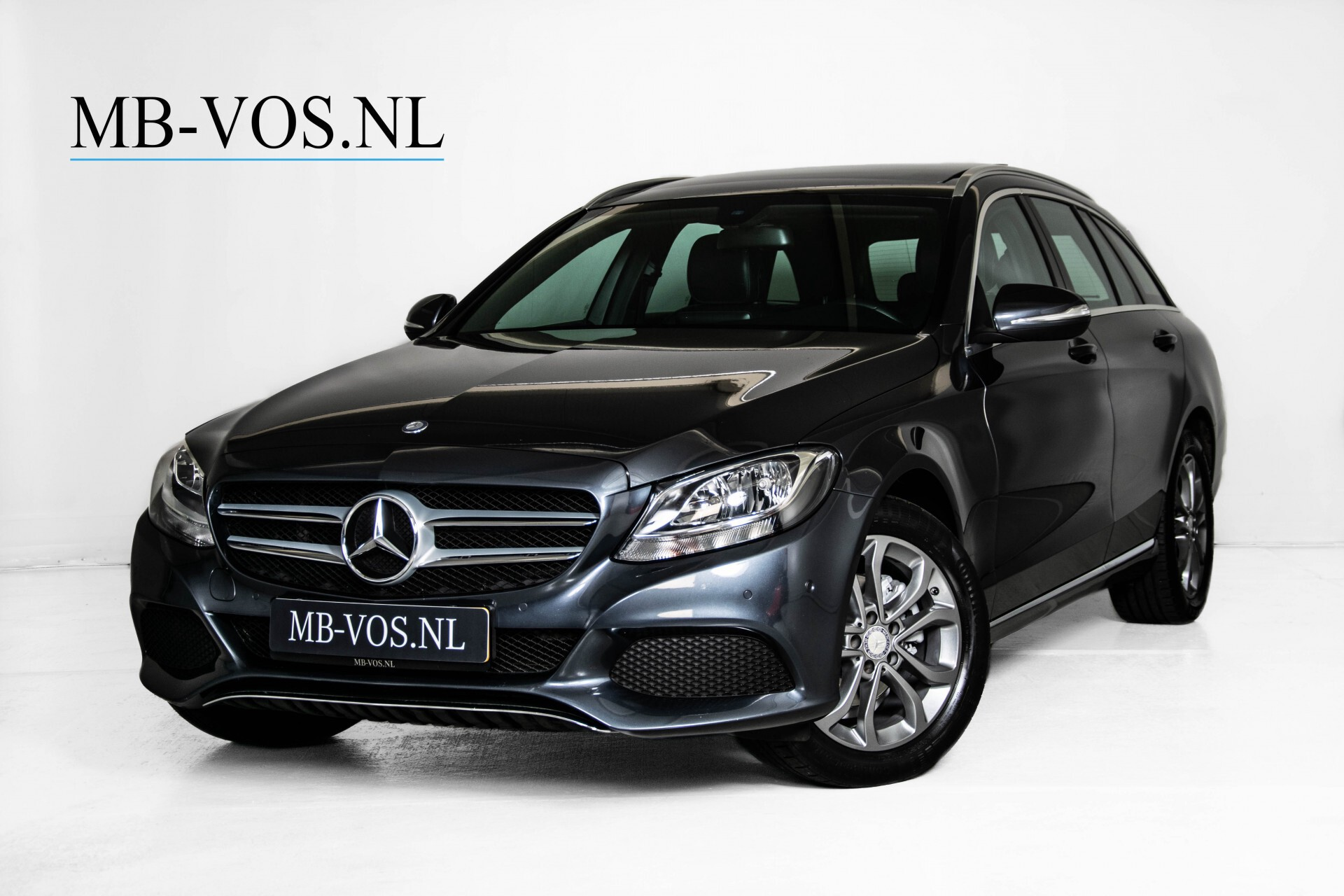 Mercedes-Benz C-Klasse Estate 200 Bluetec Avantgarde Leder/Panorama/Navi/Wegkl-trekhaak Aut7 Foto 1