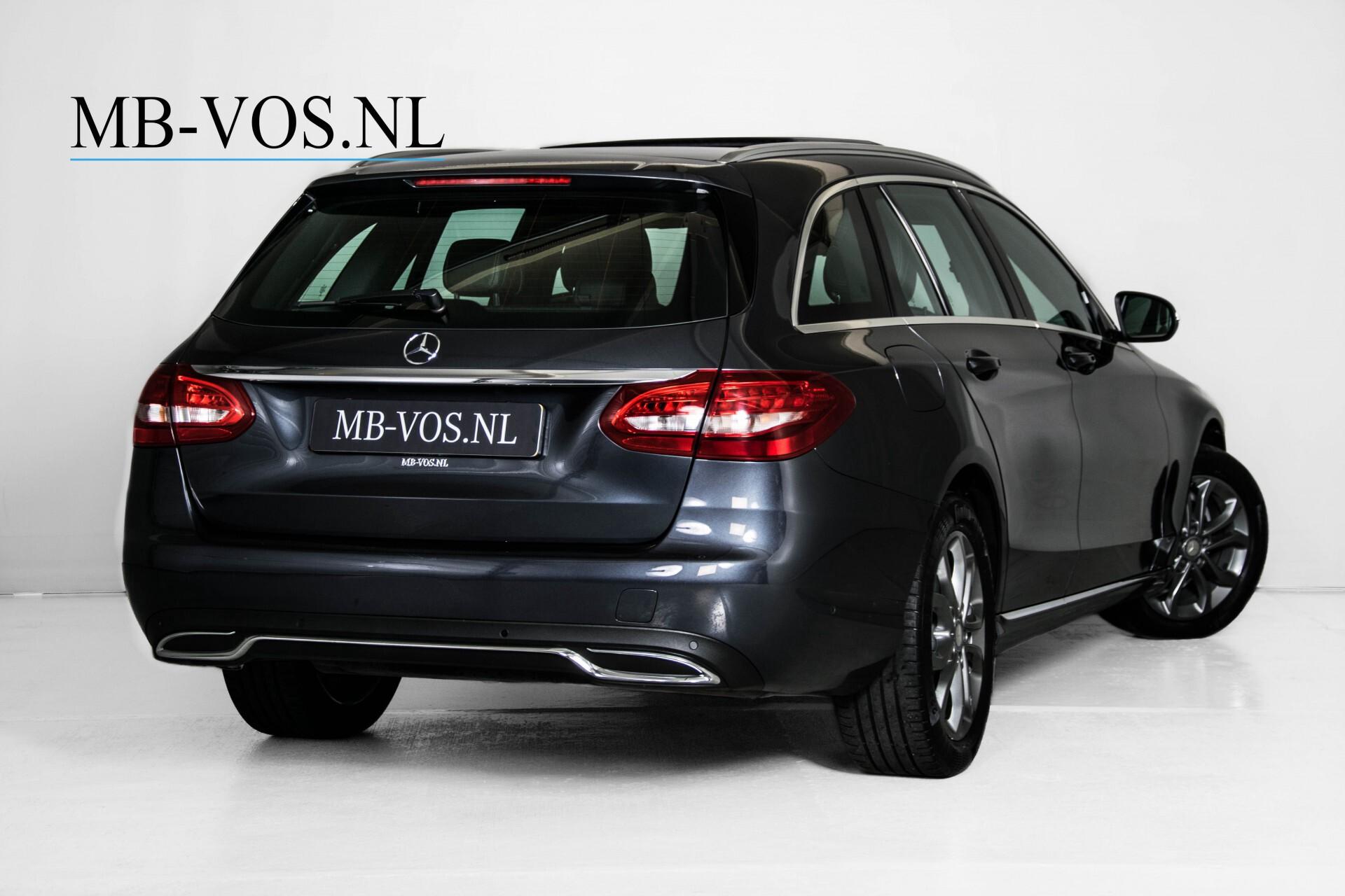 Mercedes-Benz C-Klasse Estate 200 Bluetec Avantgarde Leder/Panorama/Navi/Wegkl-trekhaak Aut7 Foto 2