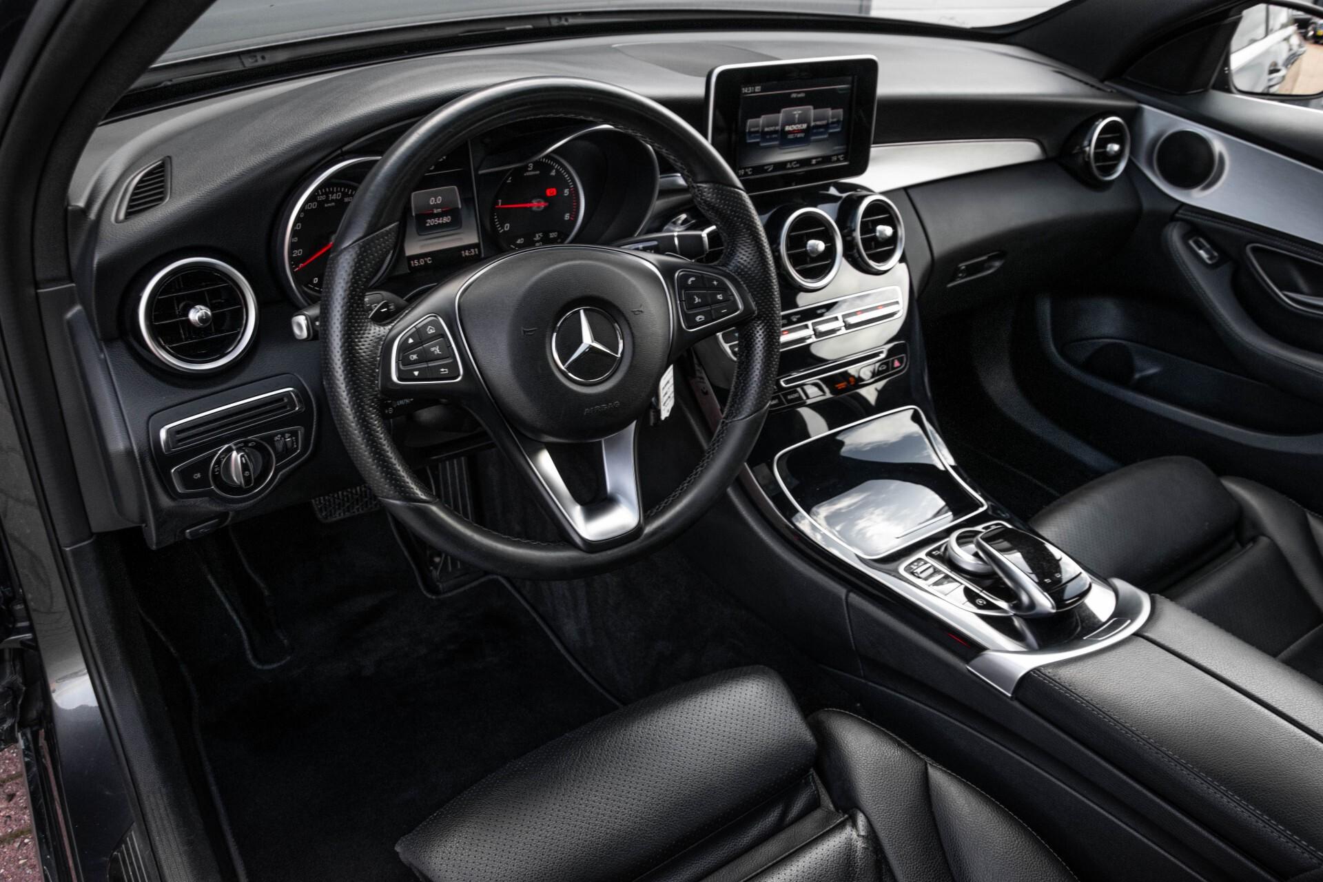 Mercedes-Benz C-Klasse Estate 200 Bluetec Avantgarde Leder/Panorama/Navi/Wegkl-trekhaak Aut7 Foto 25
