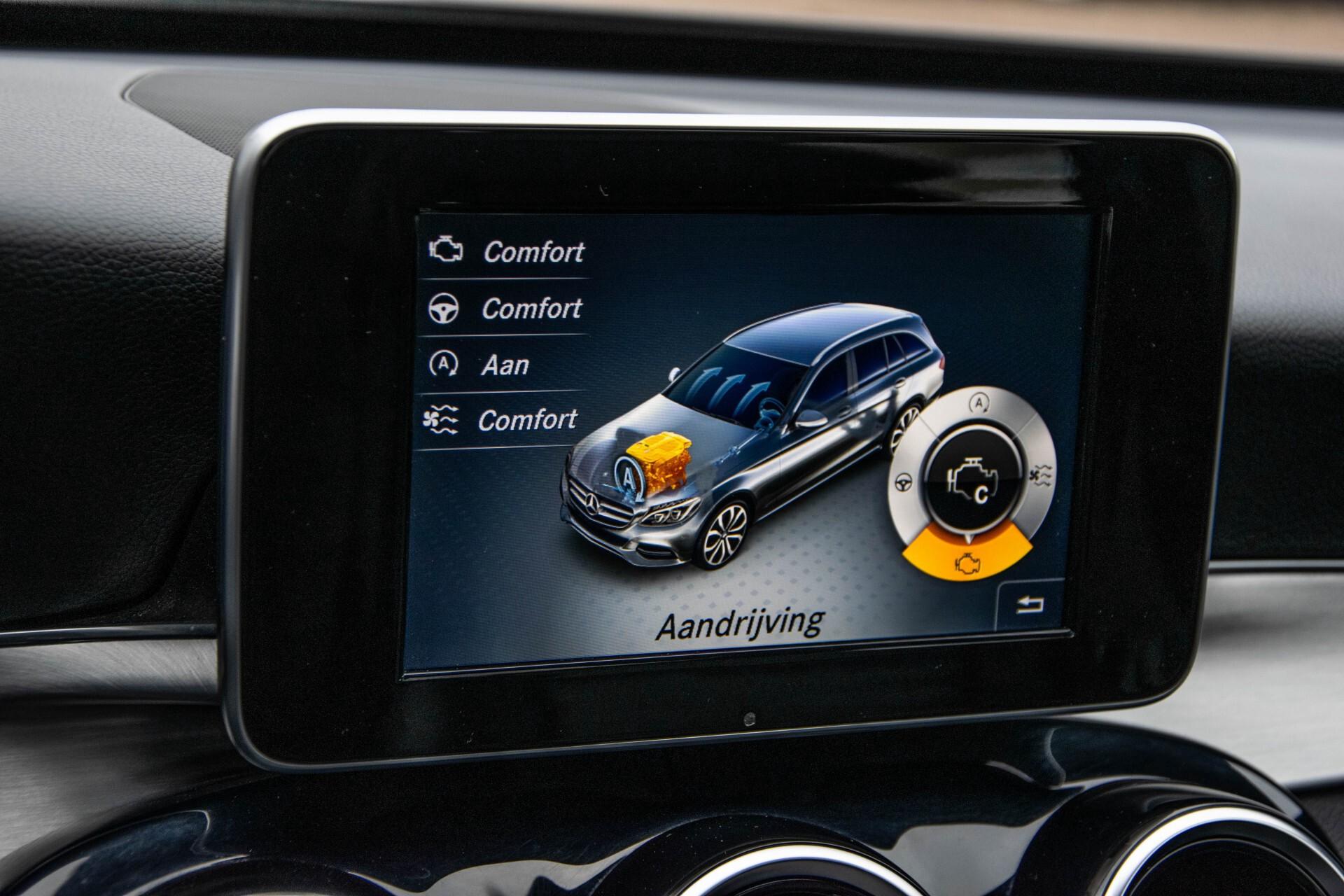 Mercedes-Benz C-Klasse Estate 200 Bluetec Avantgarde Leder/Panorama/Navi/Wegkl-trekhaak Aut7 Foto 32