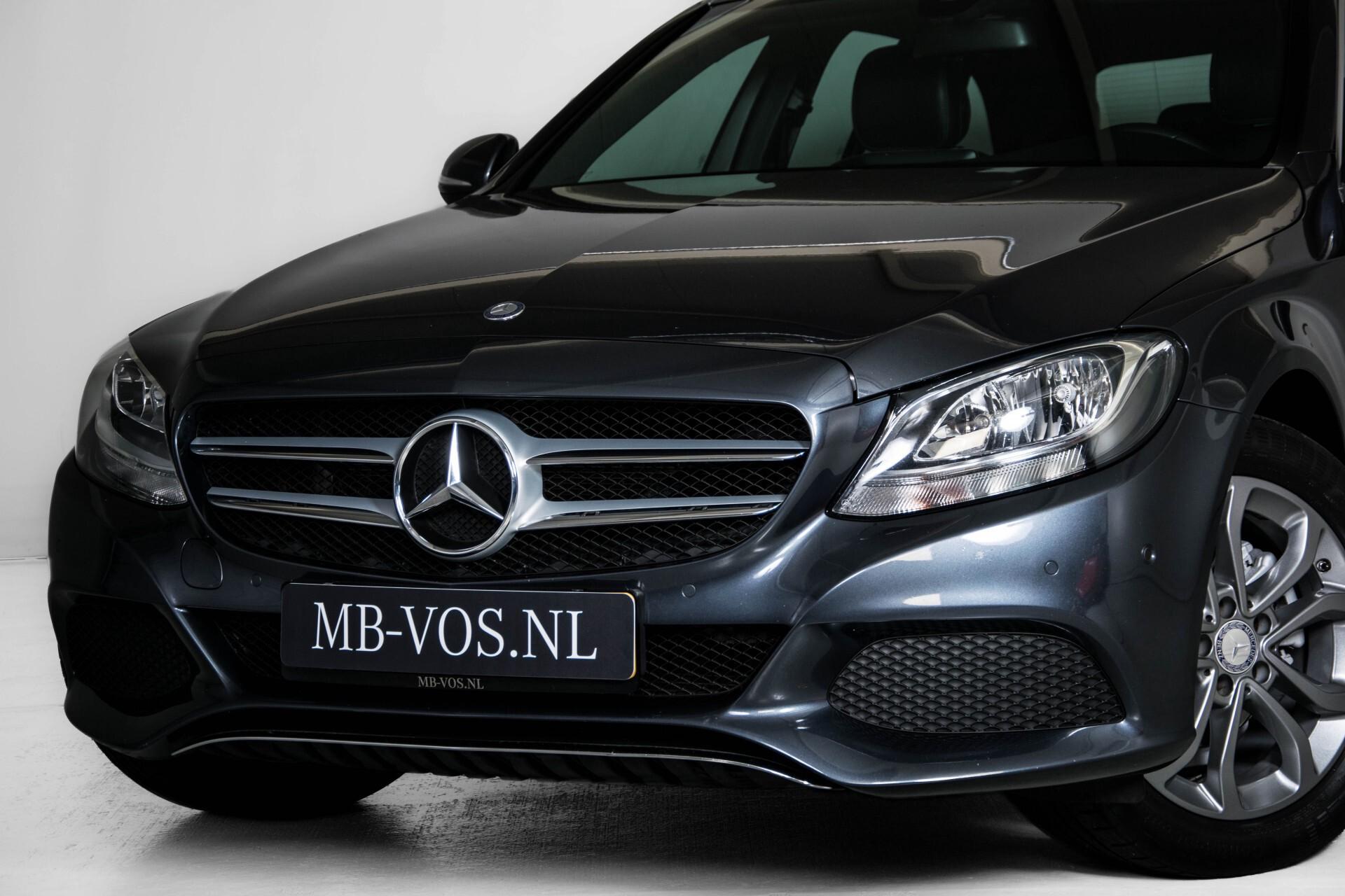 Mercedes-Benz C-Klasse Estate 200 Bluetec Avantgarde Leder/Panorama/Navi/Wegkl-trekhaak Aut7 Foto 48