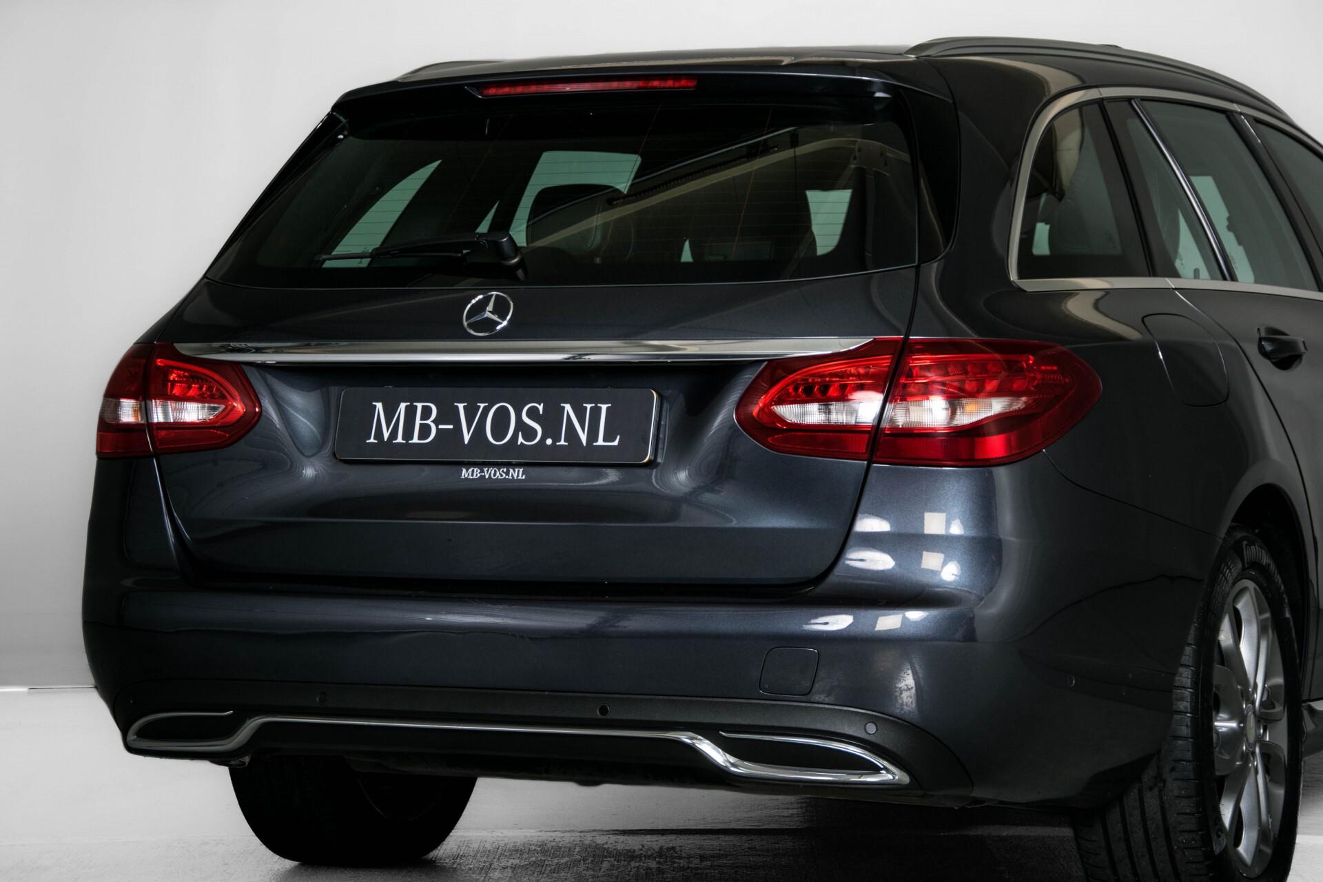Mercedes-Benz C-Klasse Estate 200 Bluetec Avantgarde Leder/Panorama/Navi/Wegkl-trekhaak Aut7 Foto 49