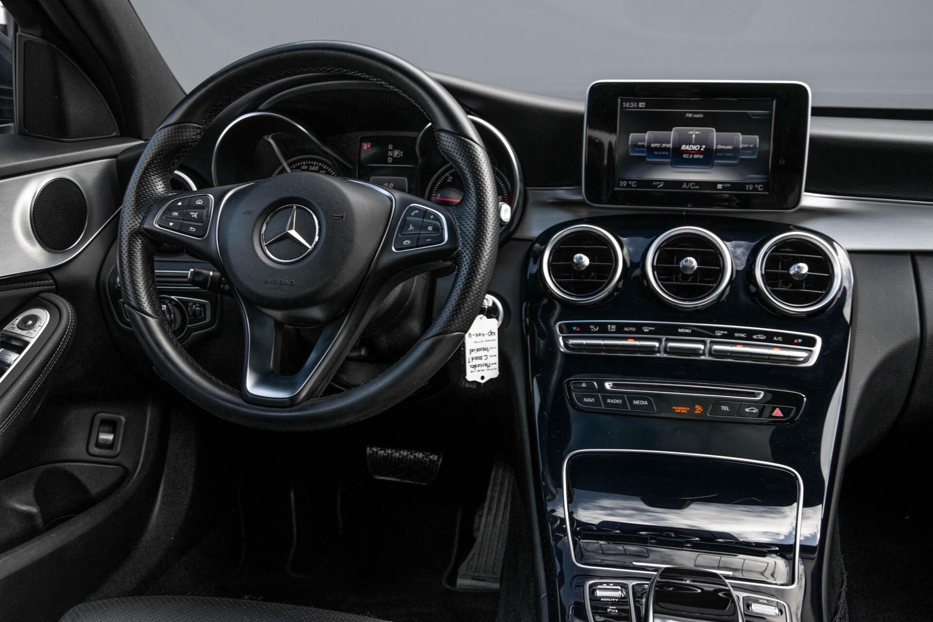Mercedes-Benz C-Klasse Estate 200 Bluetec Avantgarde Leder/Panorama/Navi/Wegkl-trekhaak Aut7 Foto 6